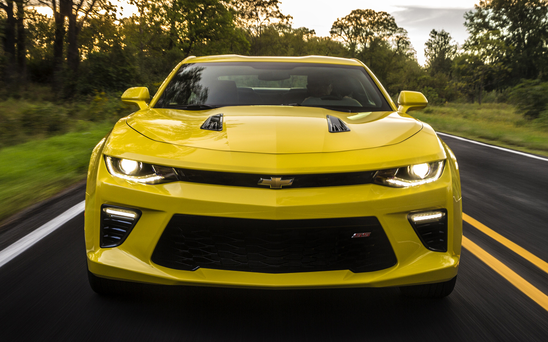 2016 Chevrolet Camaro SS - Wallpapers and HD Images | Car Pixel