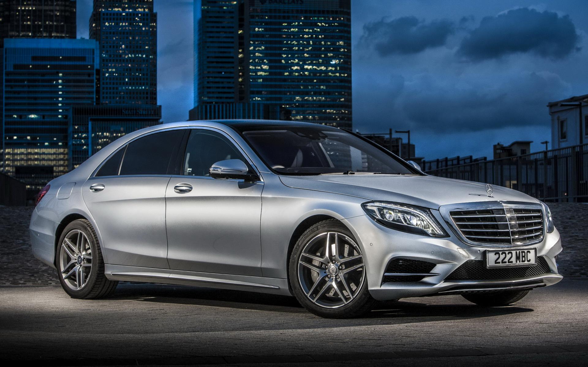 мерседес серебристый Mercedes silver без смс