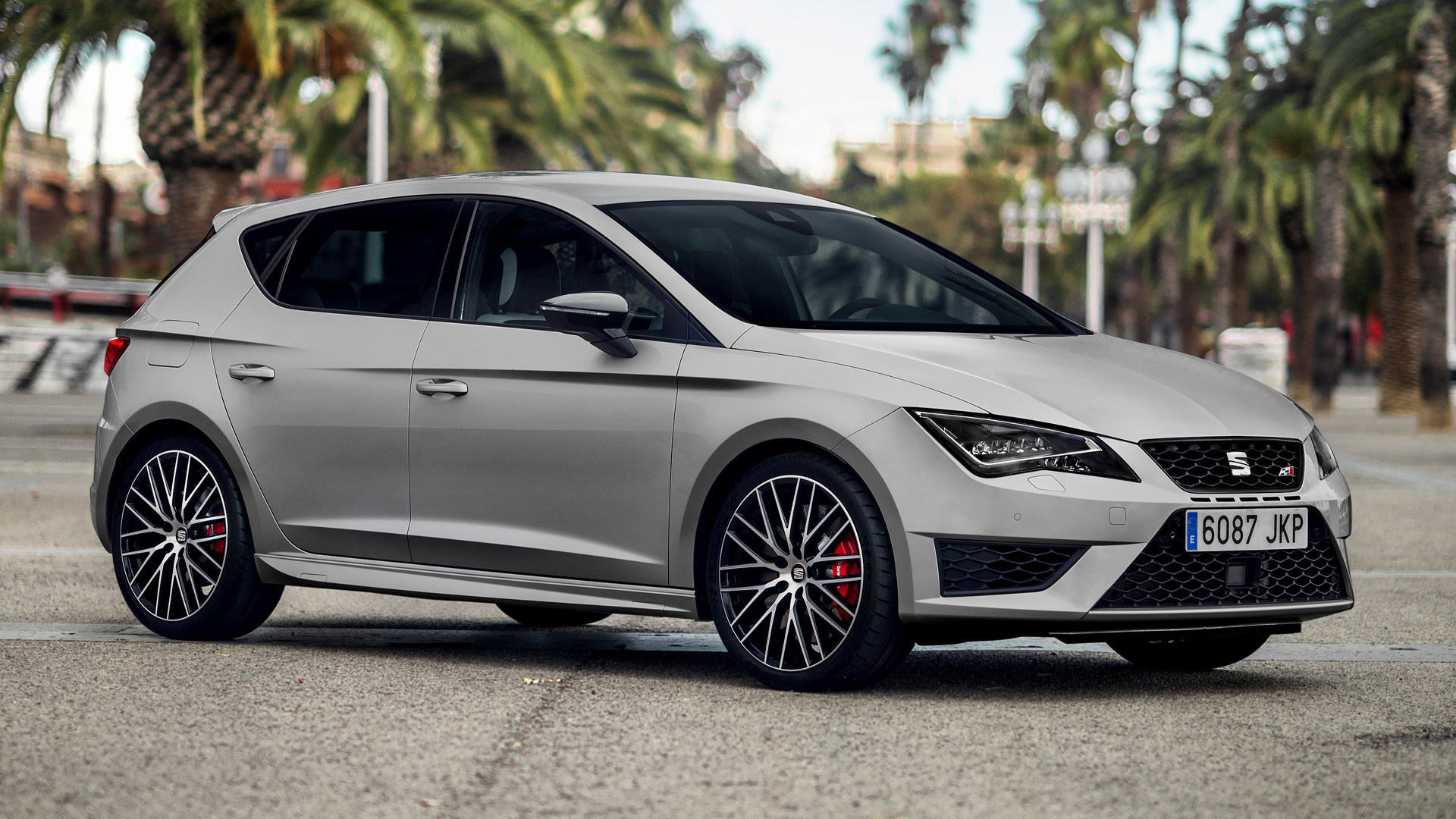Seat Leon Cupra 290 (2015) Wallpapers and HD Images - Car Pixel