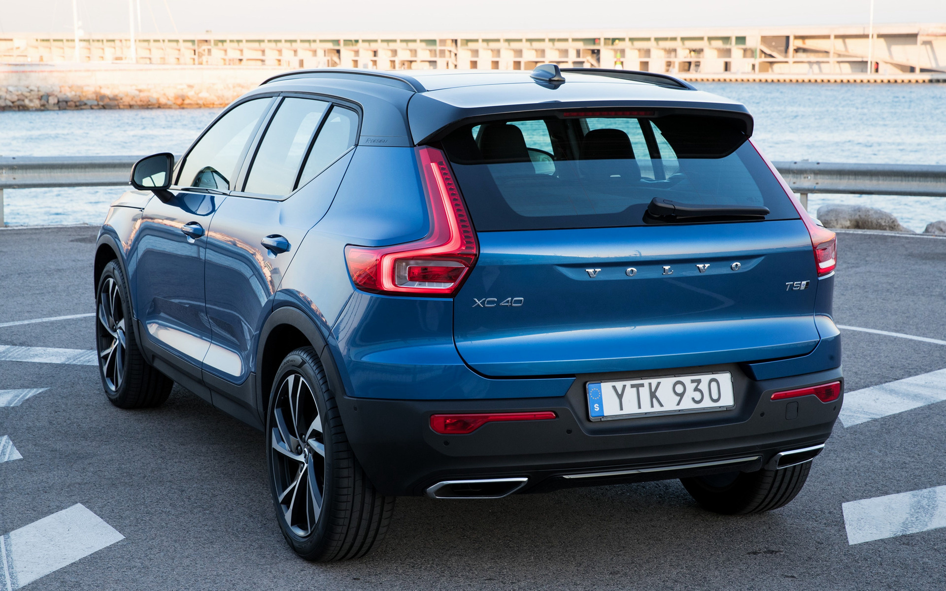 2017 Volvo XC40 R-Design - Wallpapers and HD Images | Car ...