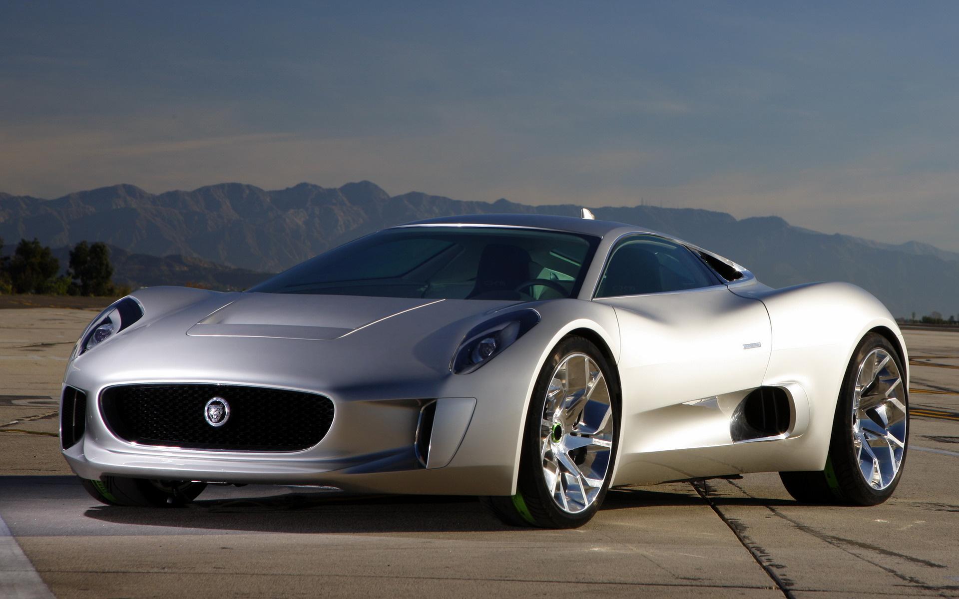 Jaguar C-X75 Concept (2010) Wallpapers and HD Images - Car Pixel