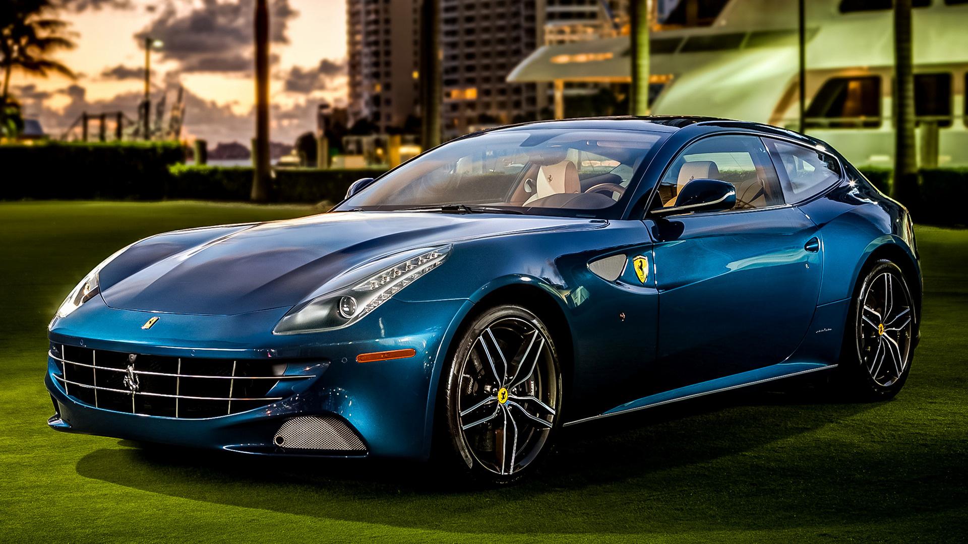 2011 Ferrari Ff Us Hintergrundbilder Und Wallpaper In Hd Car Pixel