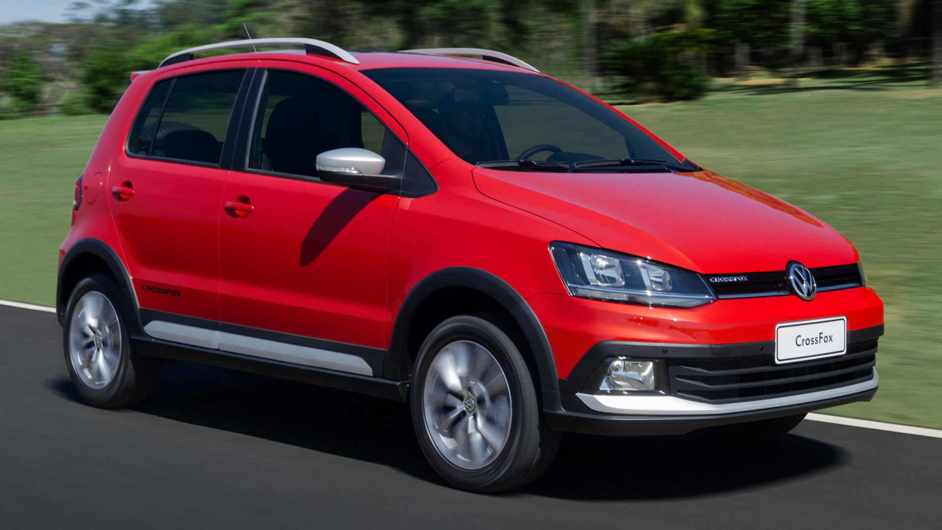 Fox Ford Lincoln >> Volkswagen CrossFox (2014) Wallpapers and HD Images - Car ...