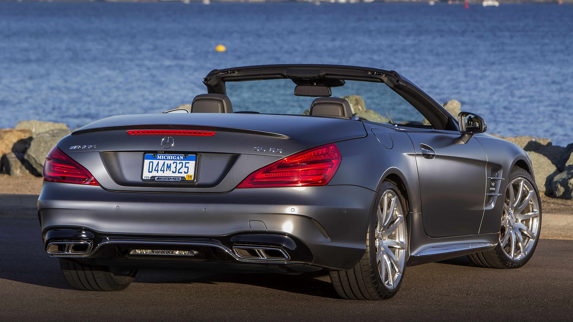 mercedes amg sl 65 2017 us wallpapers and hd images car pixel. Black Bedroom Furniture Sets. Home Design Ideas