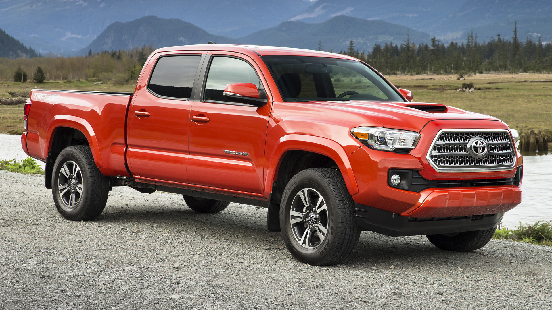 2016 Toyota Tacoma Access Cab >> 2016 Toyota Tacoma TRD Sport Double Cab - Wallpapers and ...