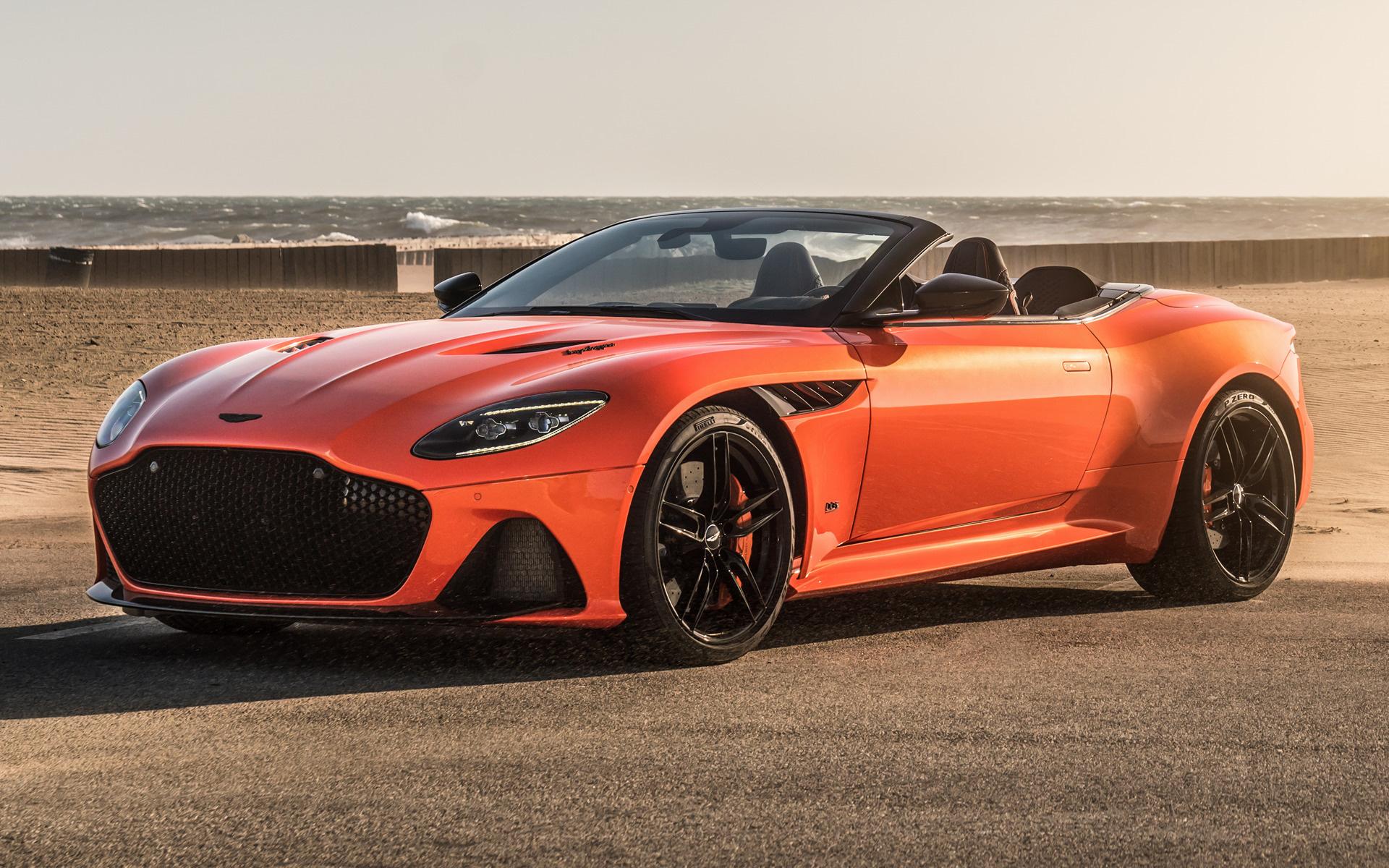 2019 Aston Martin Dbs Superleggera Volante Hintergrundbilder Und Wallpaper In Hd Car Pixel