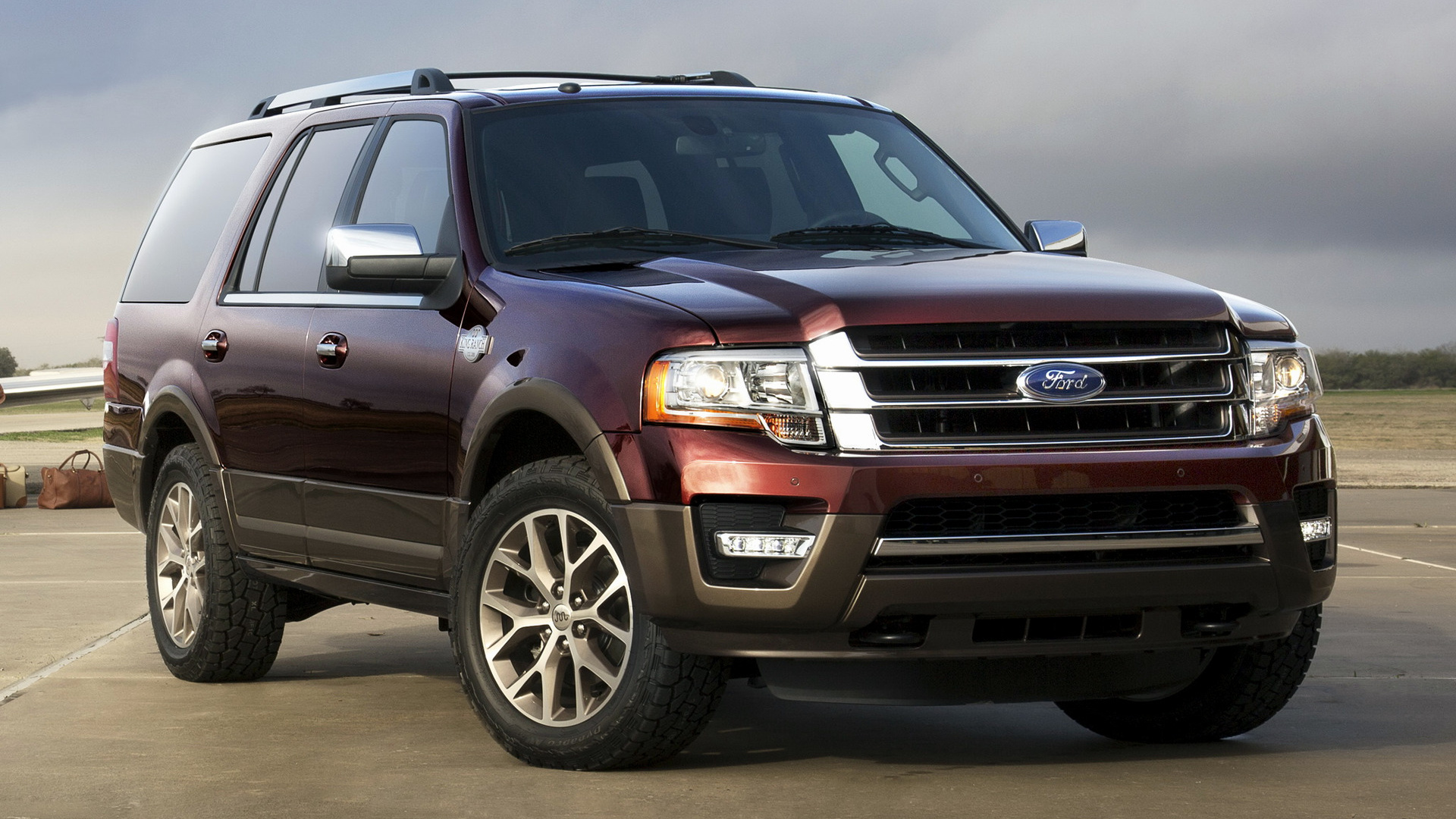 ford expedition king ranch 2015 wallpapers and hd images car pixel. Black Bedroom Furniture Sets. Home Design Ideas