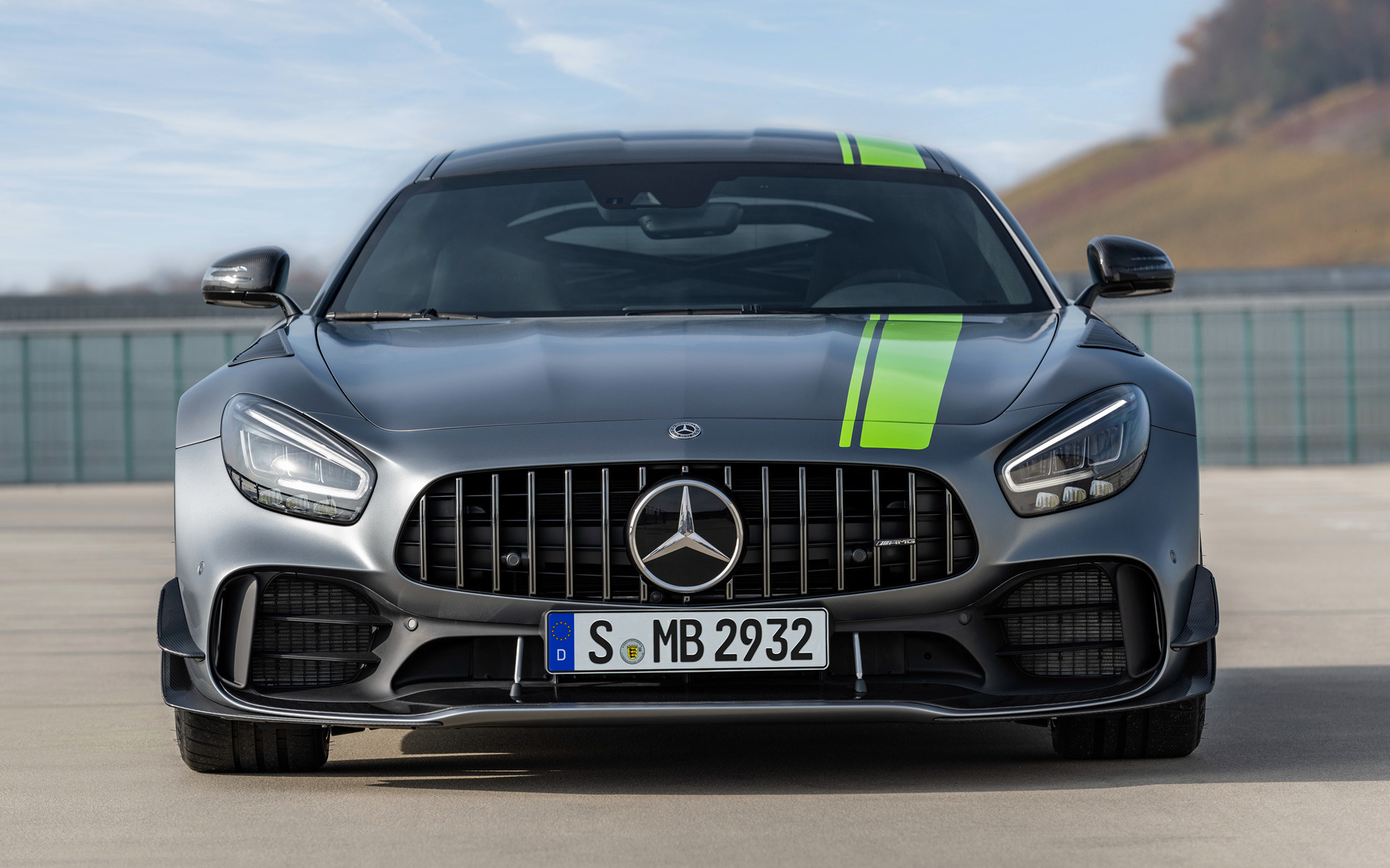2019 Mercedes-AMG GT R Pro - Wallpapers and HD Images ...
