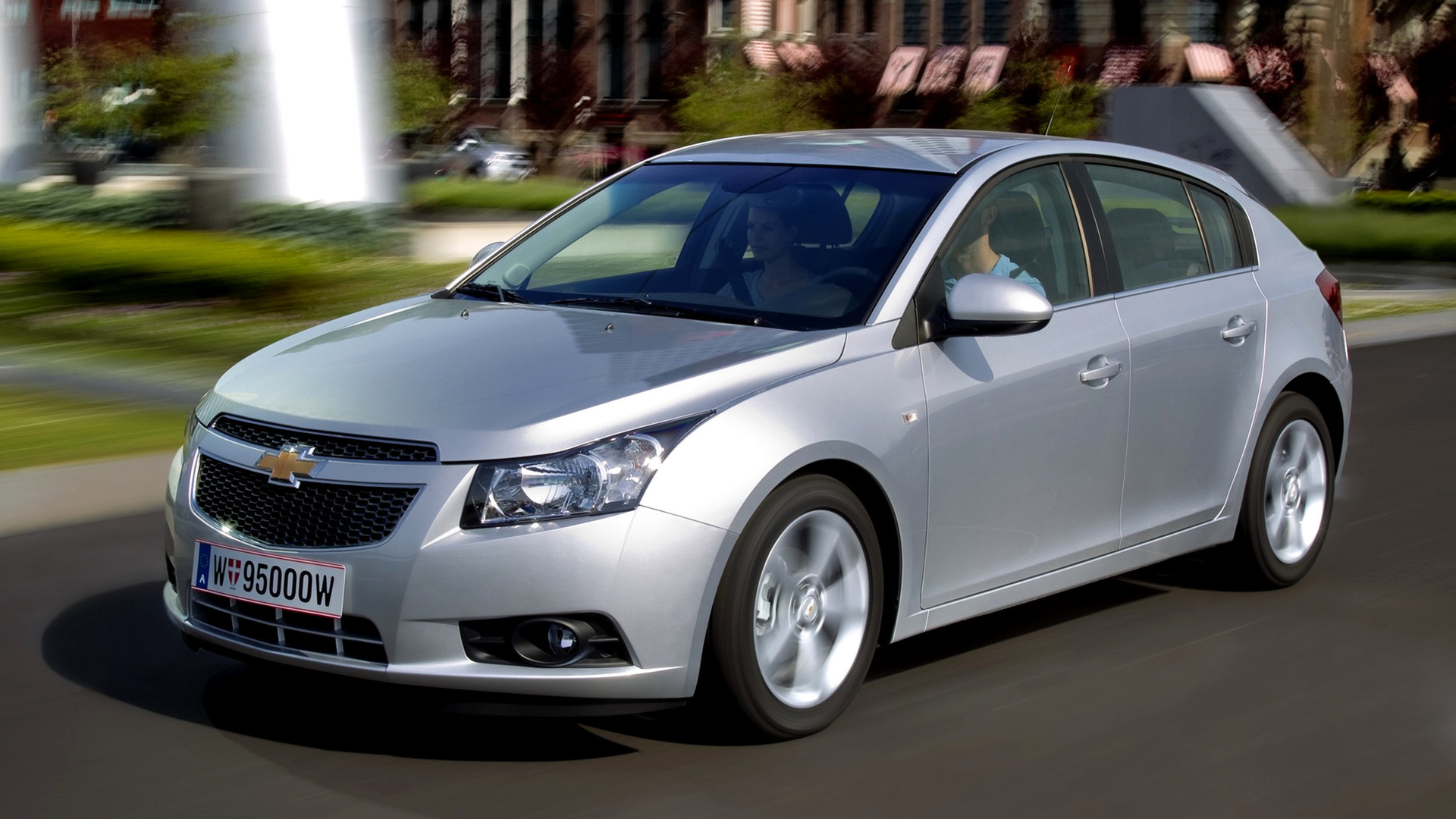 Chevrolet Cruze Hatchback 2011 Wallpapers And Hd Images