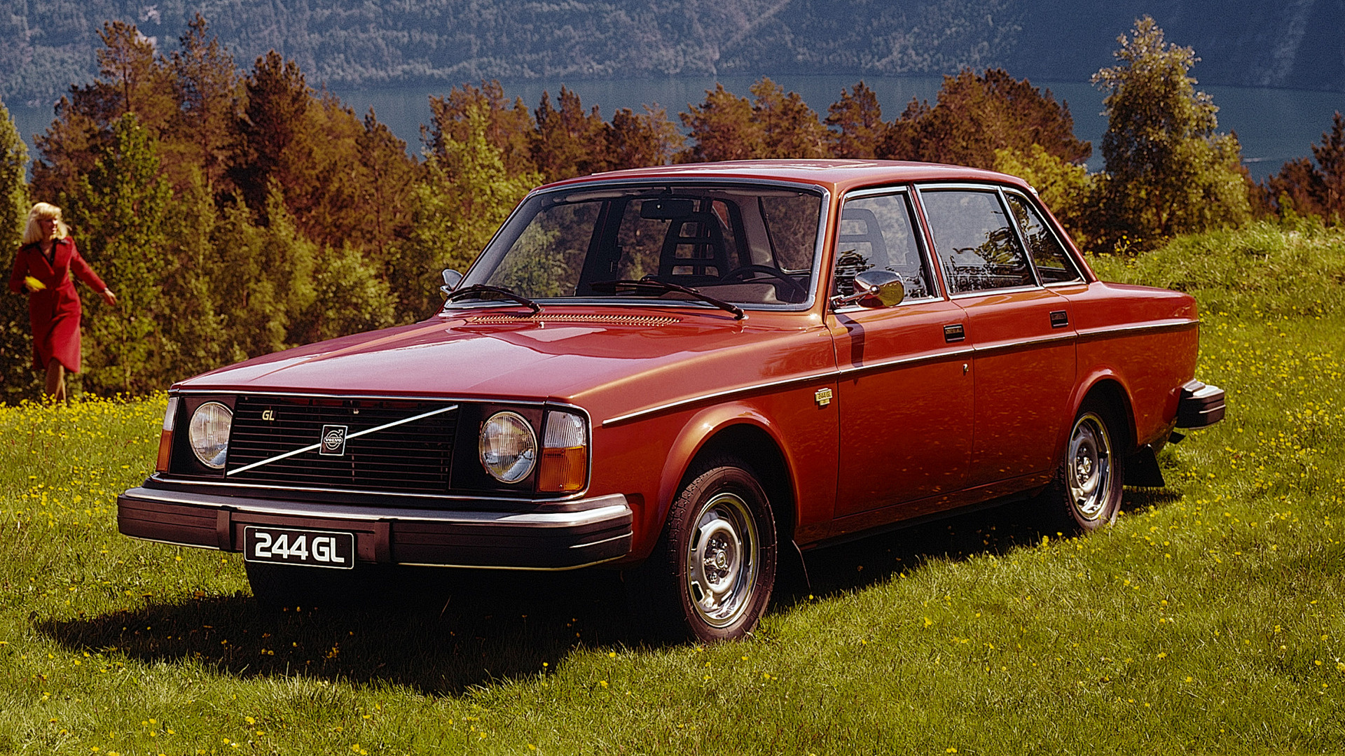 1975 Volvo 244 GL - Wallpapers and HD Images | Car Pixel