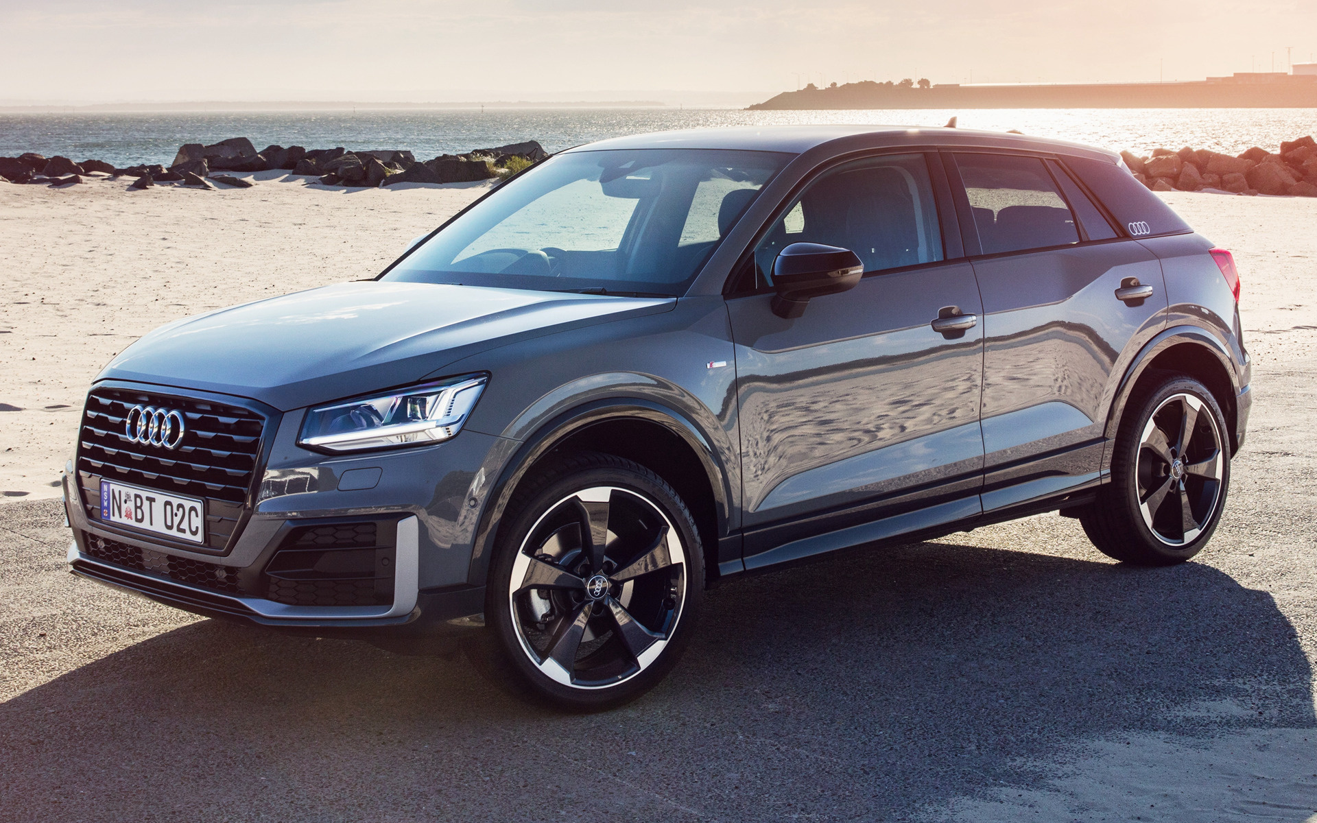 Audi Q2 Edition 1 2017 Au Wallpapers And Hd Images Car Pixel