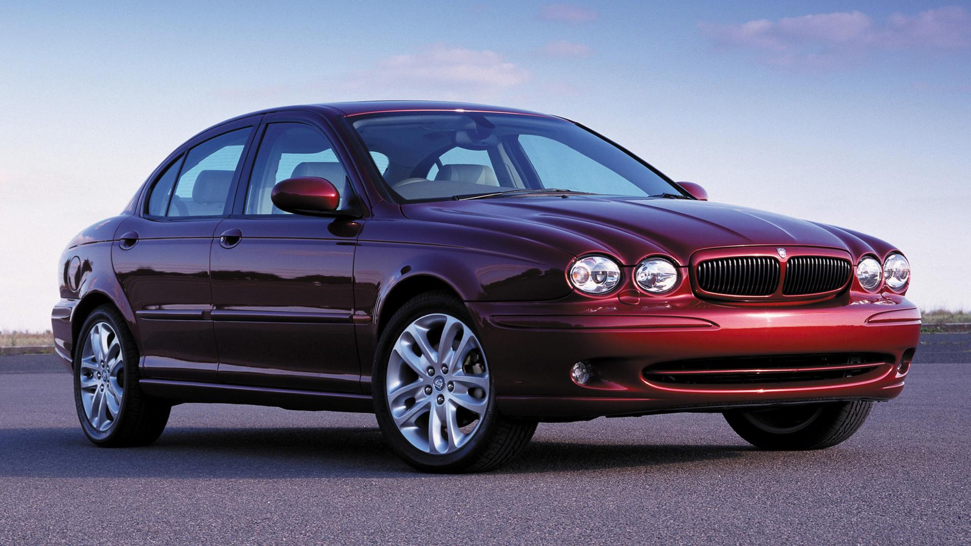 2002 Jaguar X-Type (UK) - Wallpapers and HD Images | Car Pixel