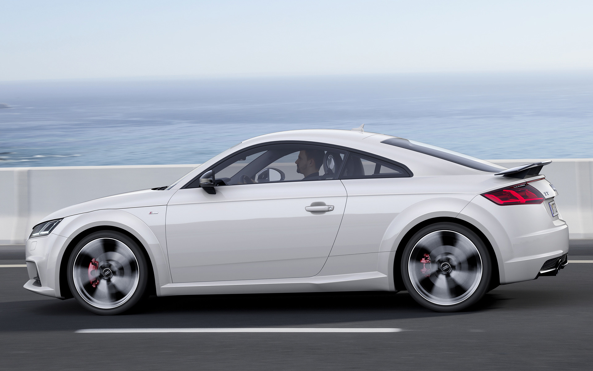 2016 Audi Tt Coupe S Line Competition