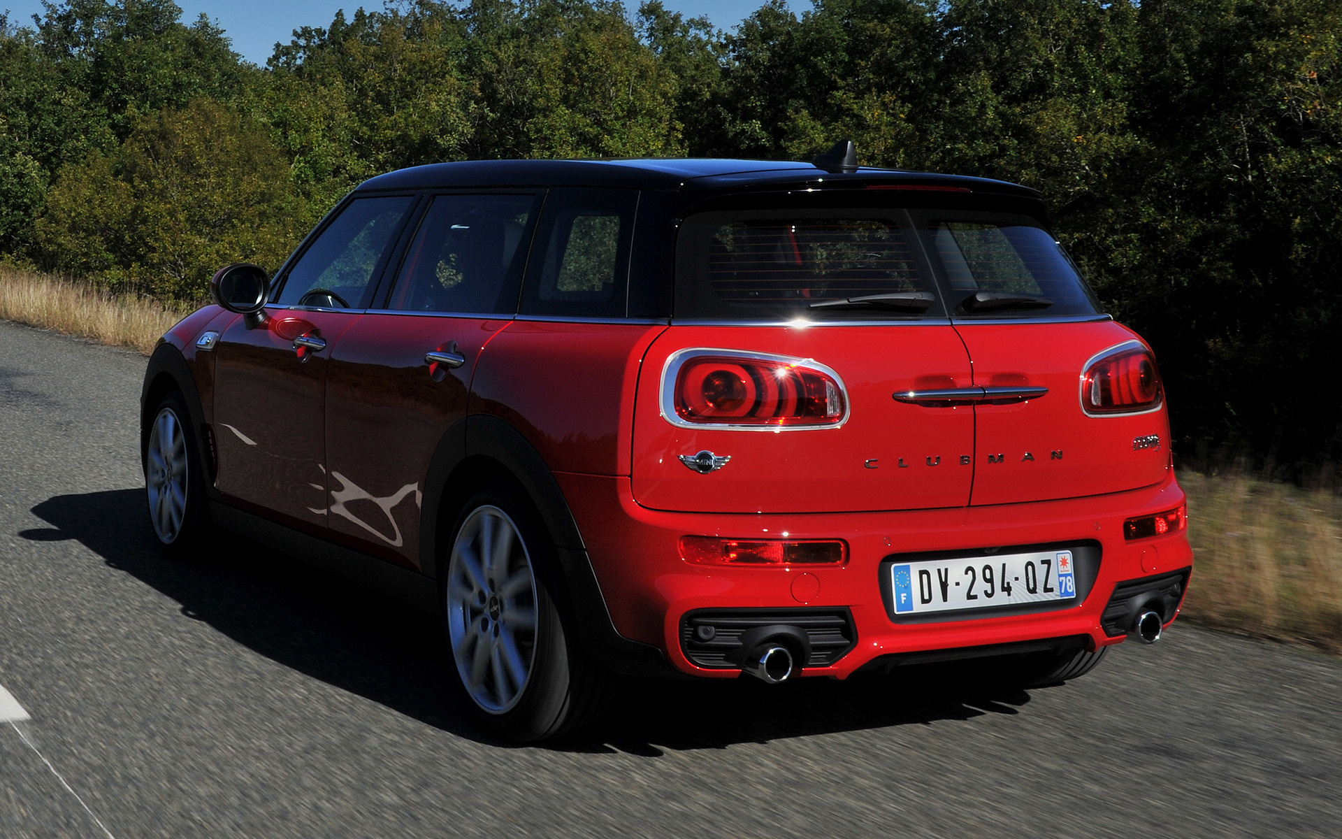 2015 Mini Cooper S Clubman JCW Package Wallpapers And HD