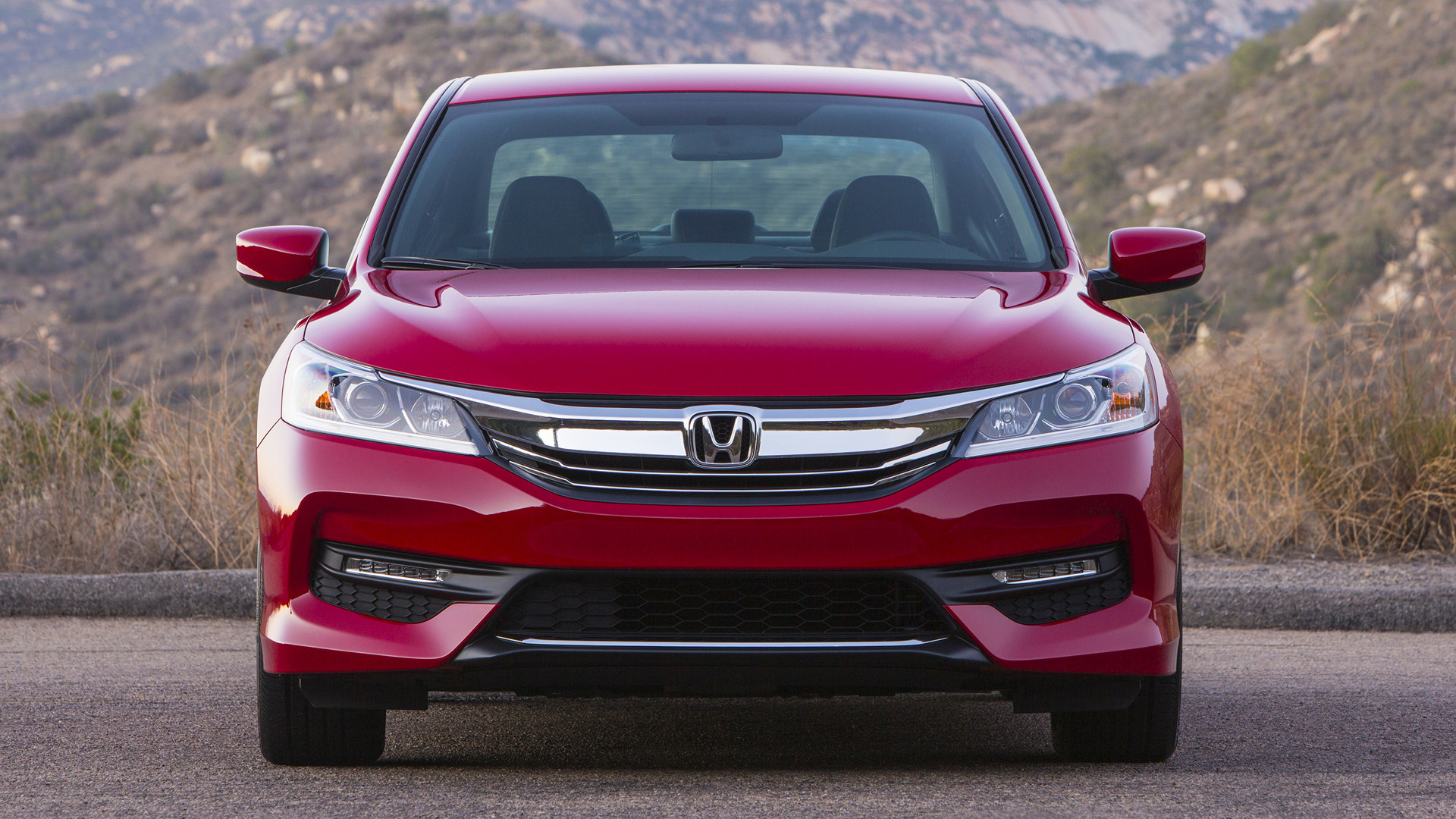 2016 Hyundai Genesis Coupe >> 2016 Honda Accord Sport (US) - Wallpapers and HD Images ...