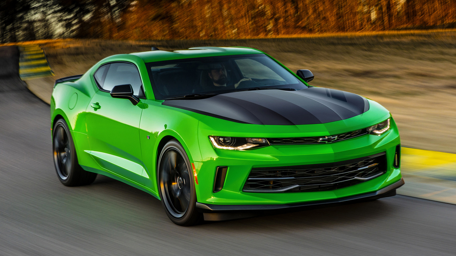 2017 Chevrolet Camaro 1LE - Wallpapers and HD Images | Car ...