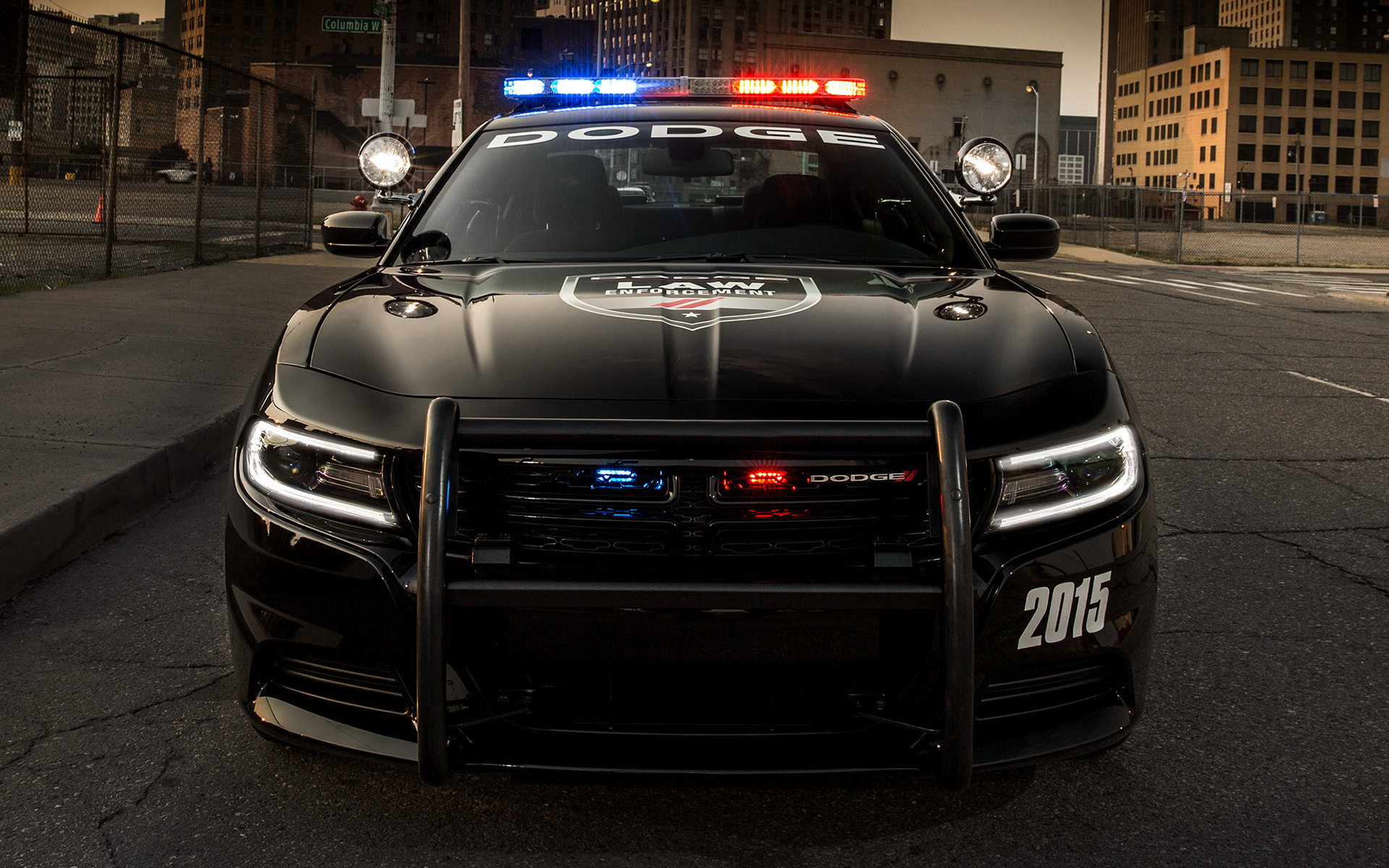 2015 Dodge Charger Pursuit AWD