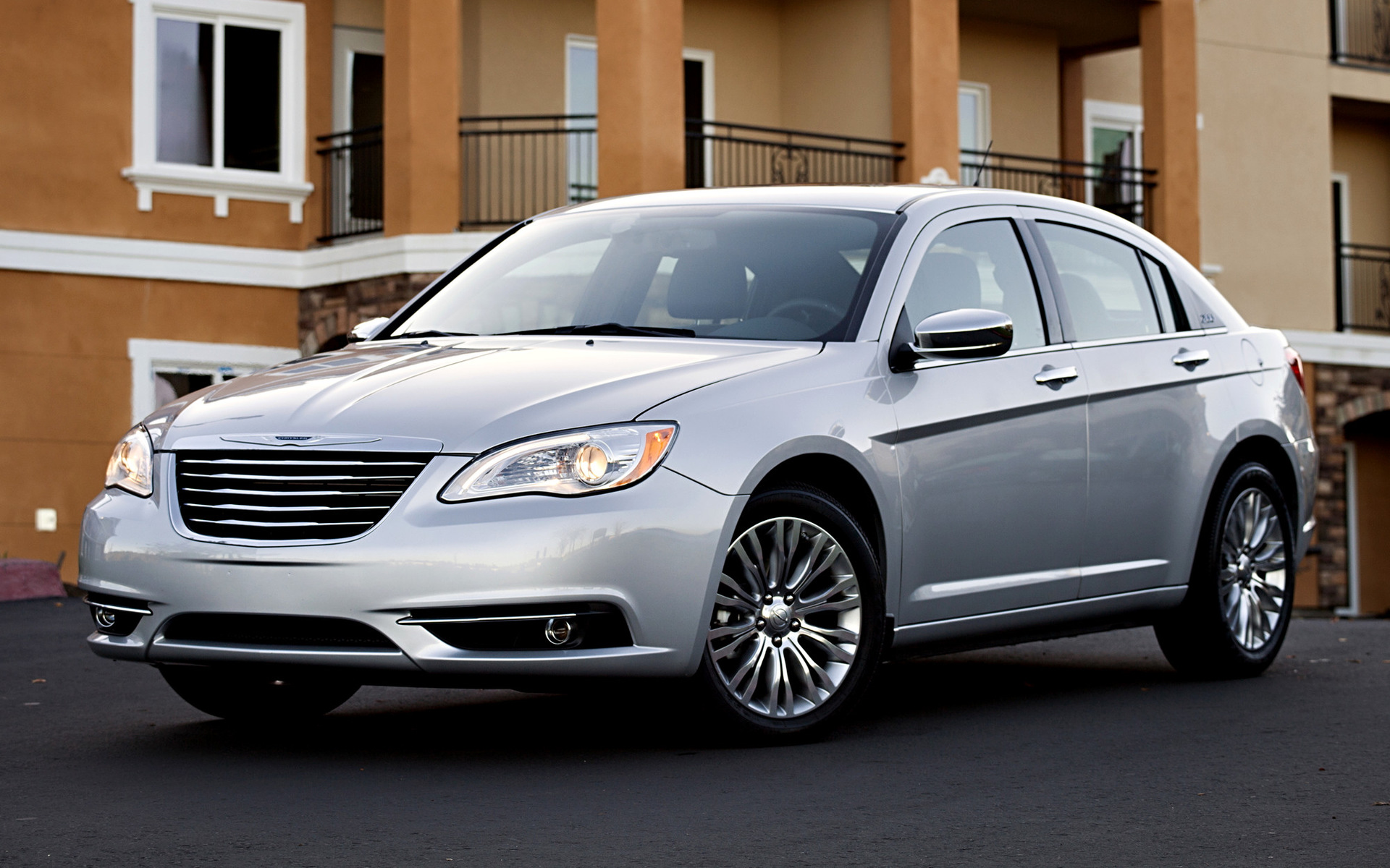 Chrysler 200 2010 Wallpapers And Hd Images Car Pixel