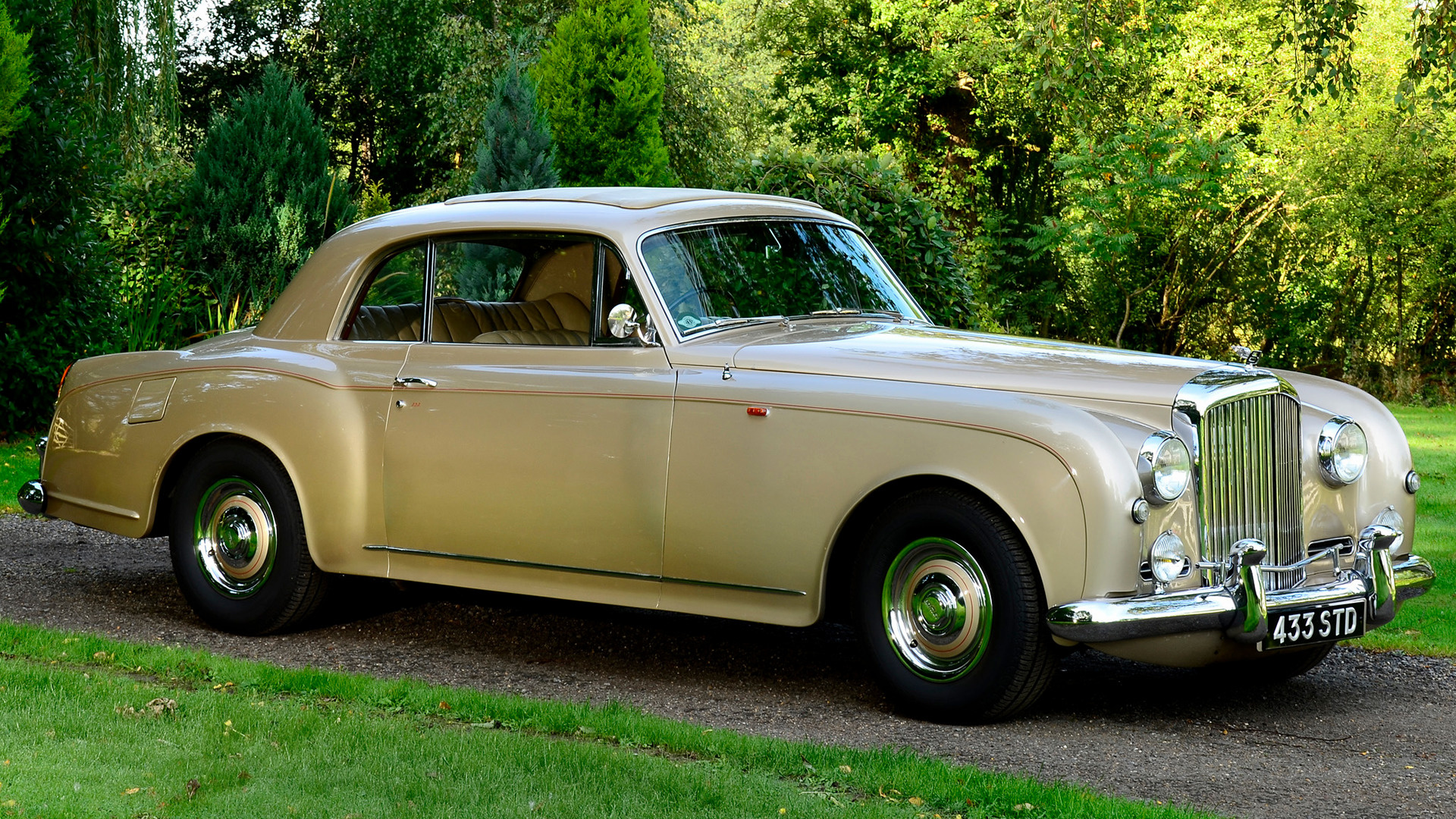 Williams Buick Gmc >> 1955 Bentley S1 Continental Fixed Head Coupe by Park Ward (UK) - Wallpapers and HD Images | Car ...