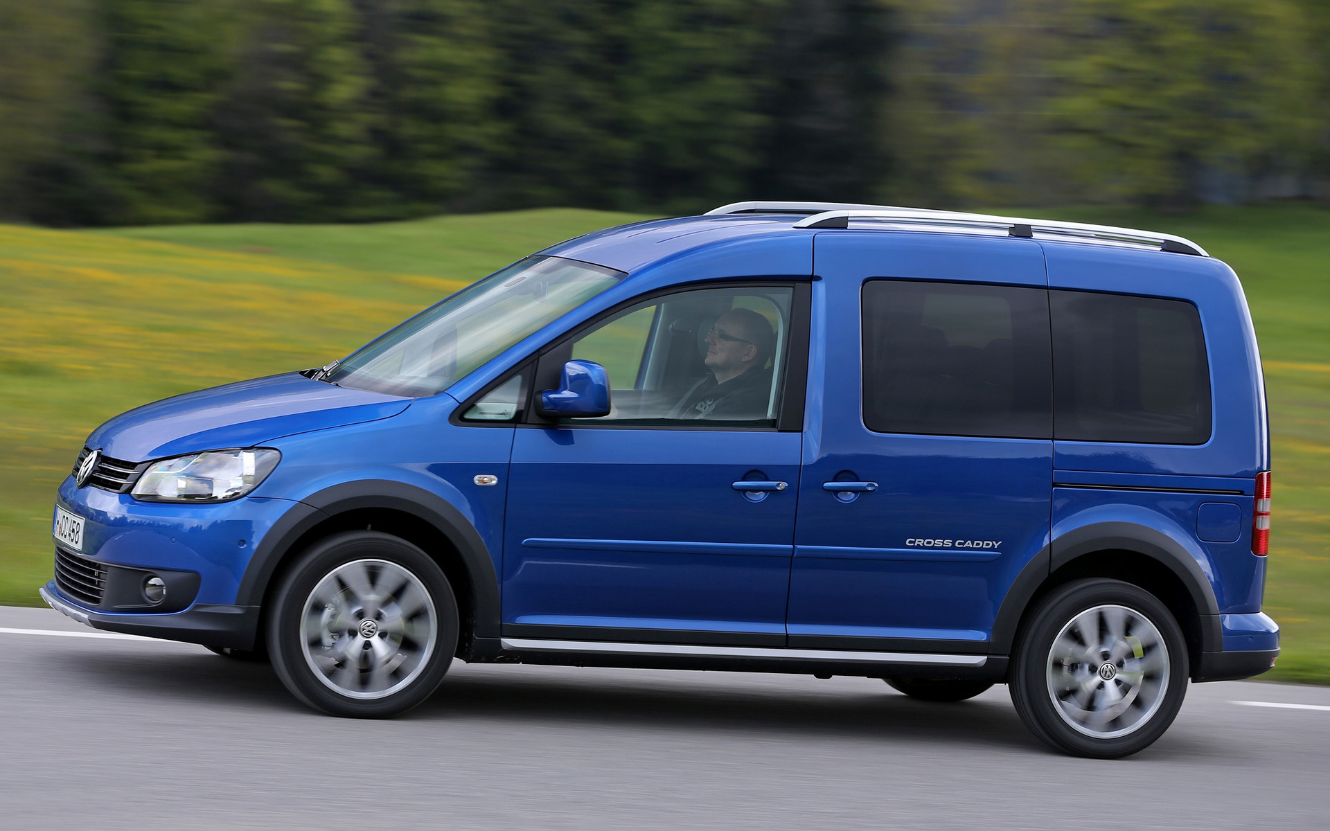 Volkswagen Cross Caddy 2012 Wallpapers And Hd Images