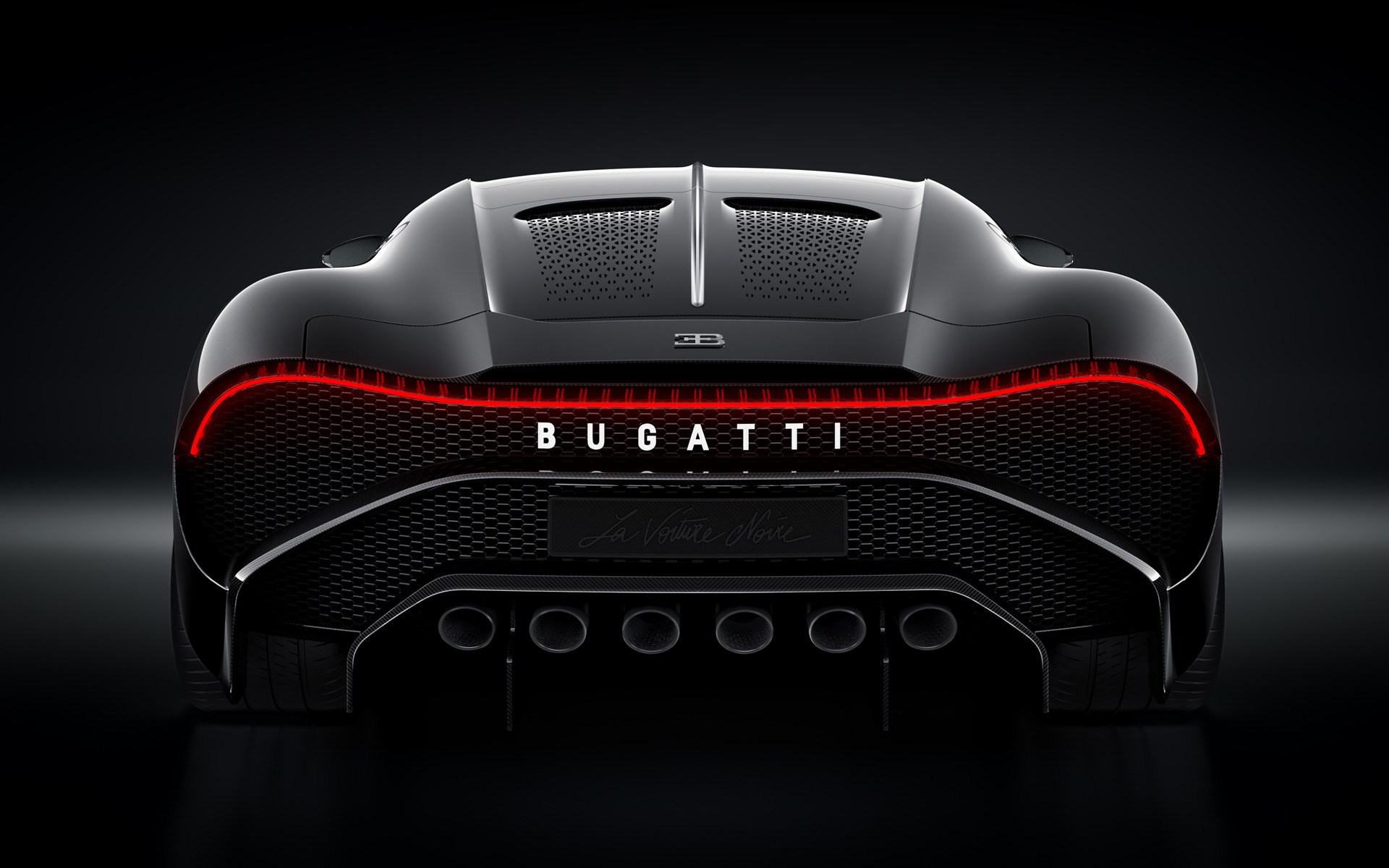 Most Expensive Car In The World >> 2019 Bugatti La Voiture Noire - Wallpapers and HD Images ...