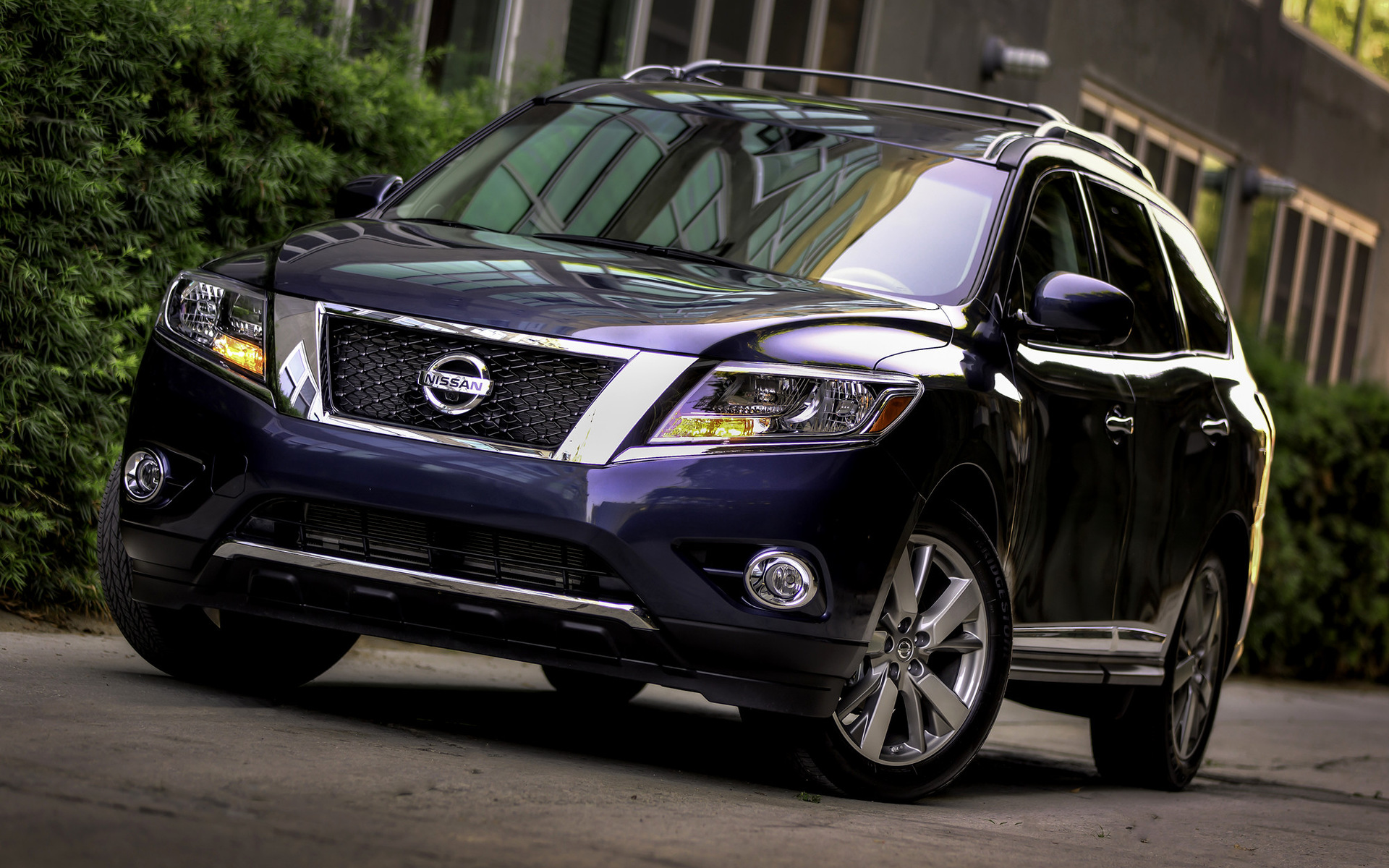 2012 Nissan Pathfinder Us Wallpapers And Hd Images