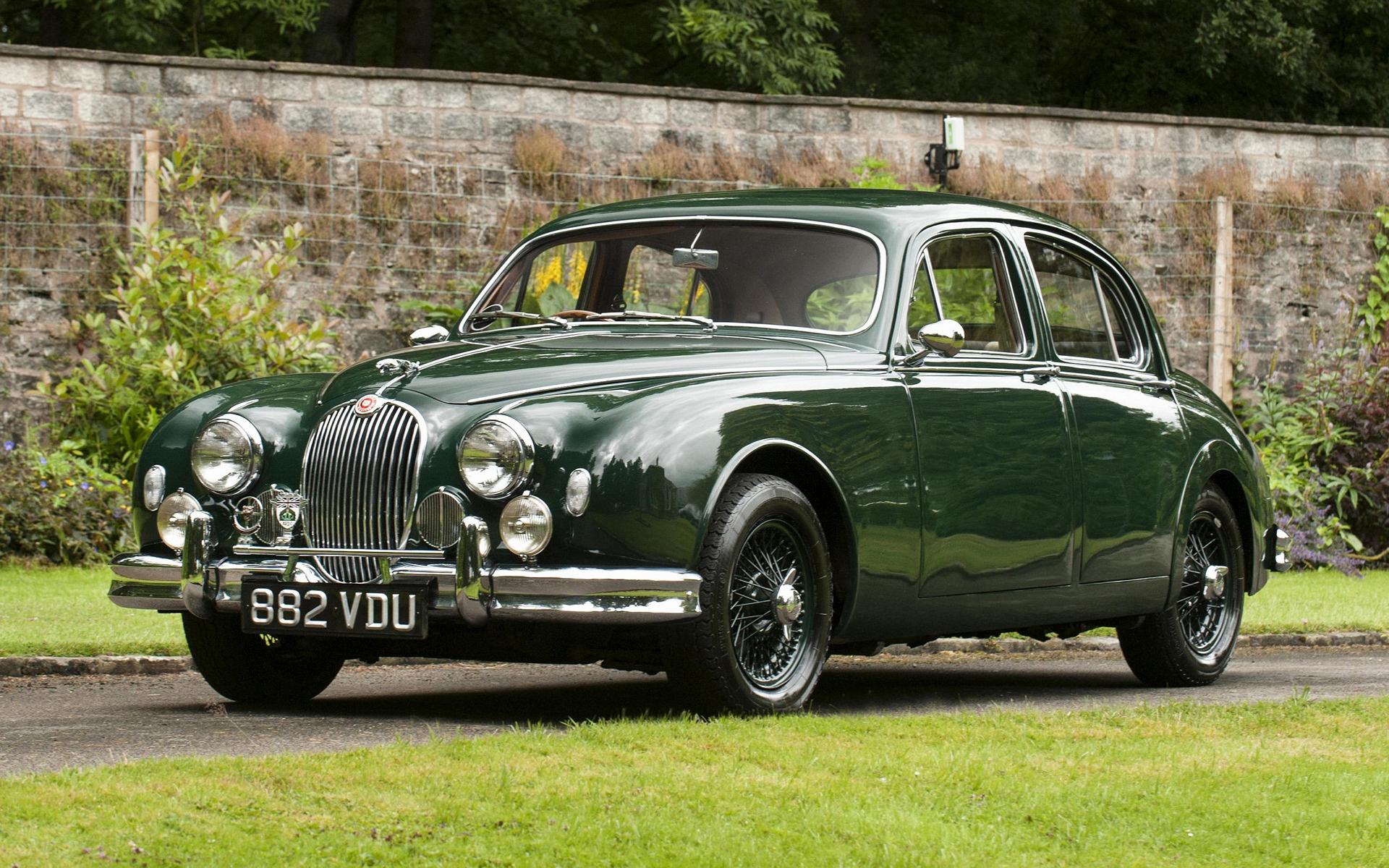 Jaguar Mark 1 (1955) UK Wallpapers and HD Images - Car Pixel