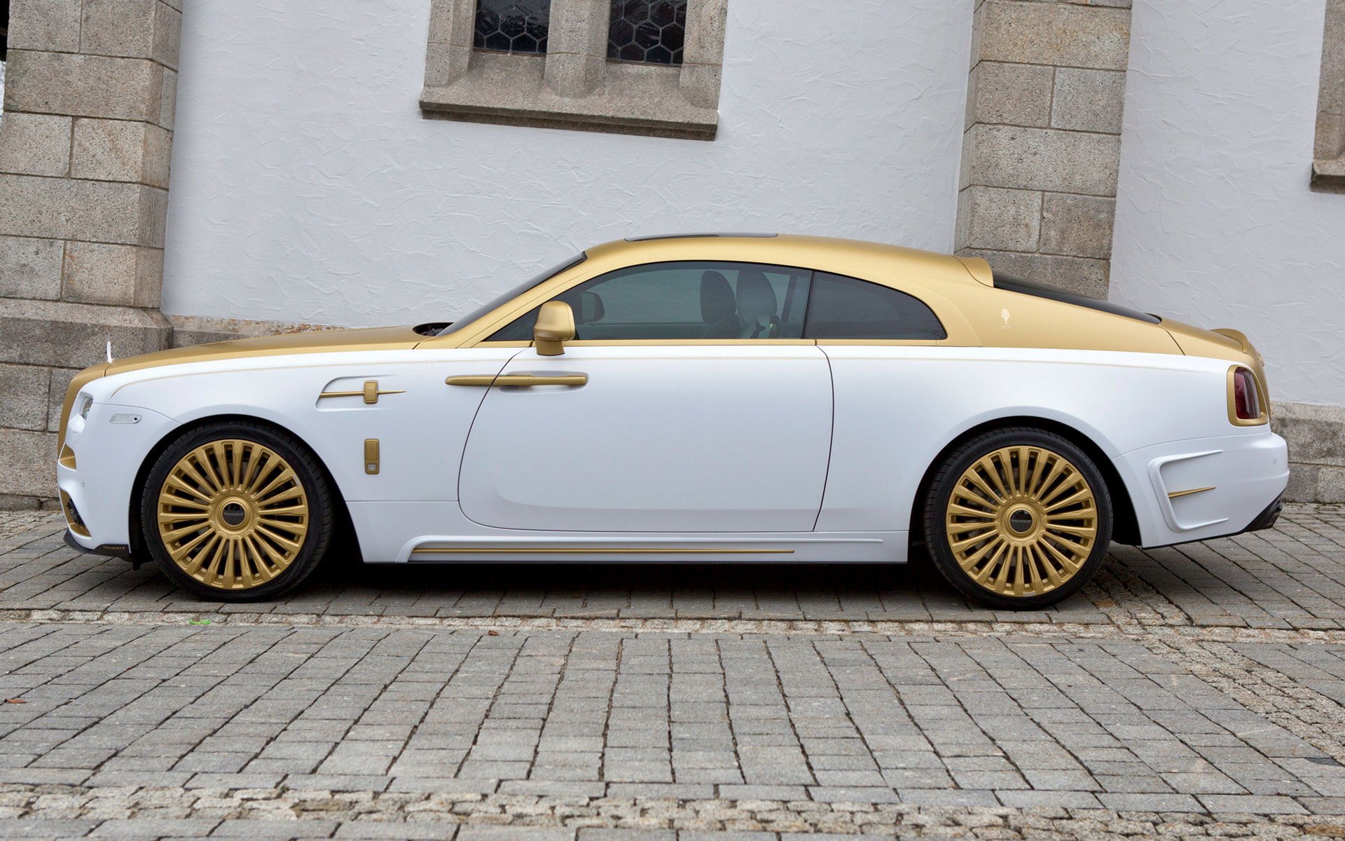 Rolls-Royce Wraith Palm Edition 999 by Mansory (2016 ...