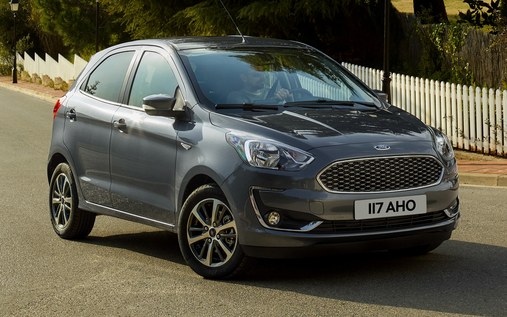 2018 Ford Ka Wallpapers And Hd Images Car Pixel