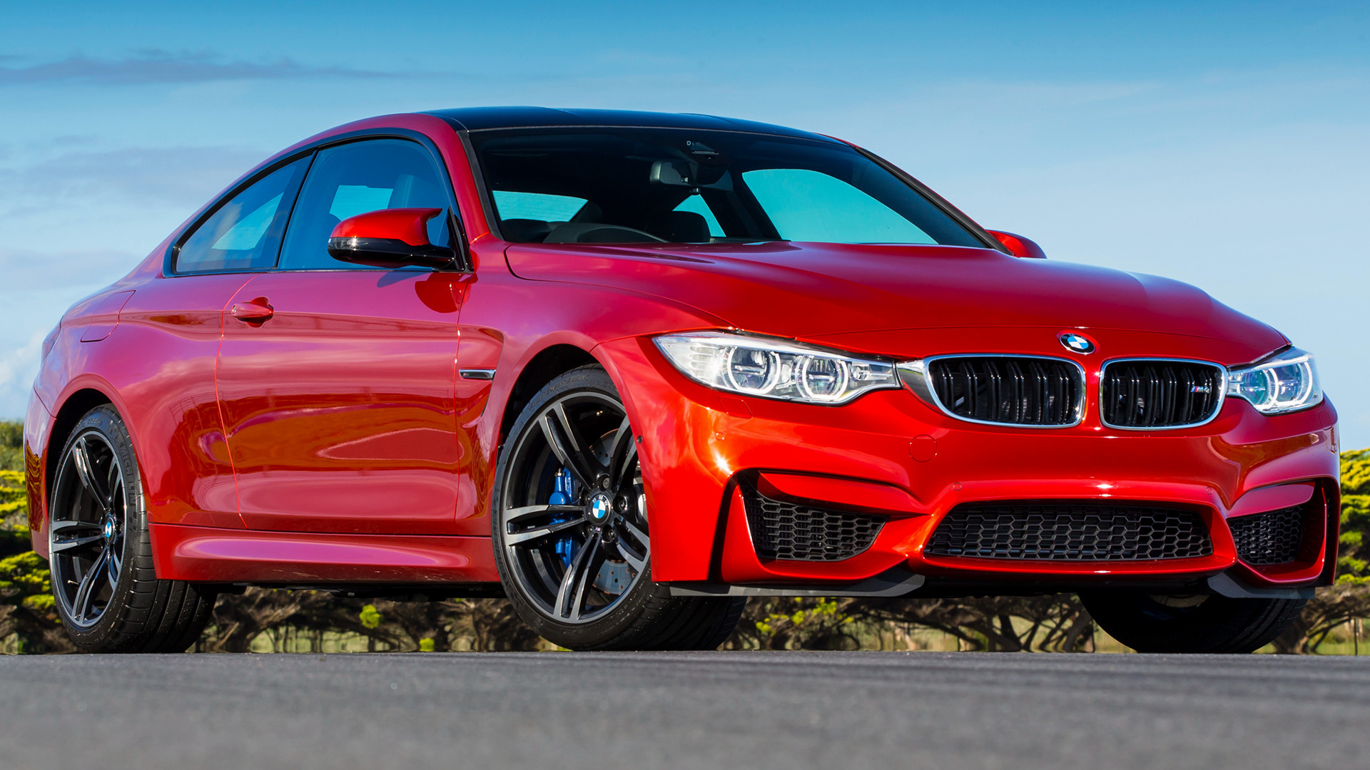 Bmw M4 Coupe 2014 Au Wallpapers And Hd Images Car Pixel