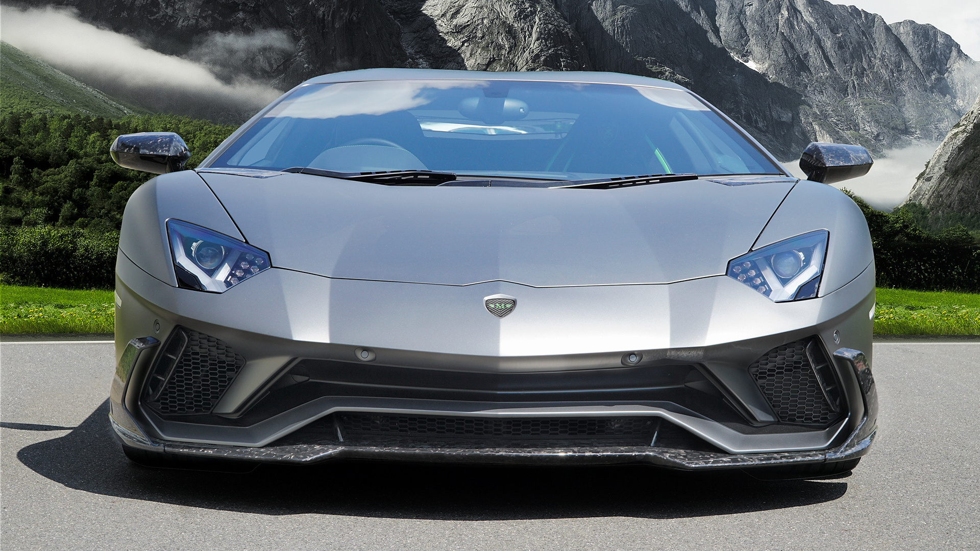 2018 Lamborghini Aventador S by Mansory - Wallpapers and ...