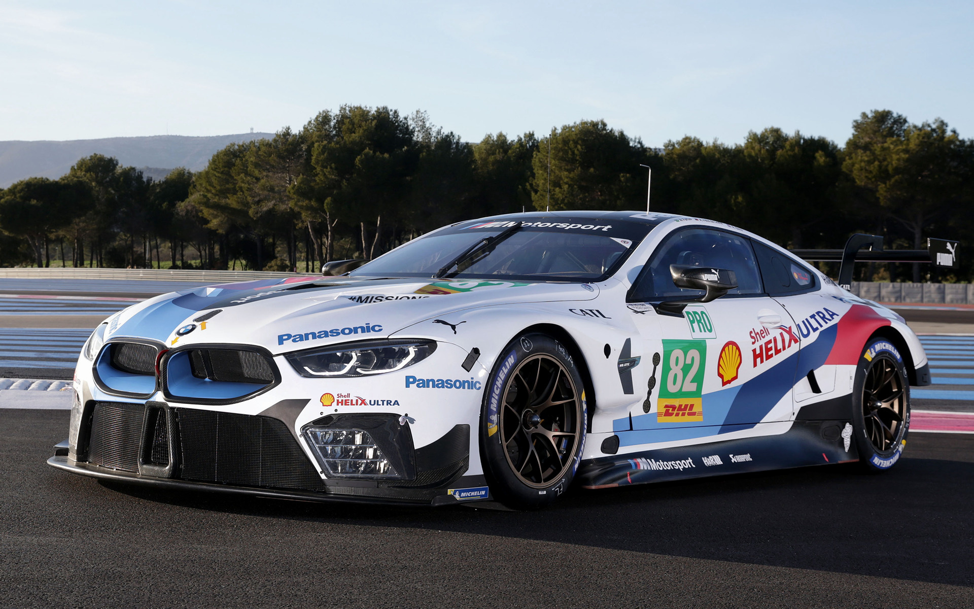2018 BMW M8 GTE - Wallpapers and HD Images | Car Pixel