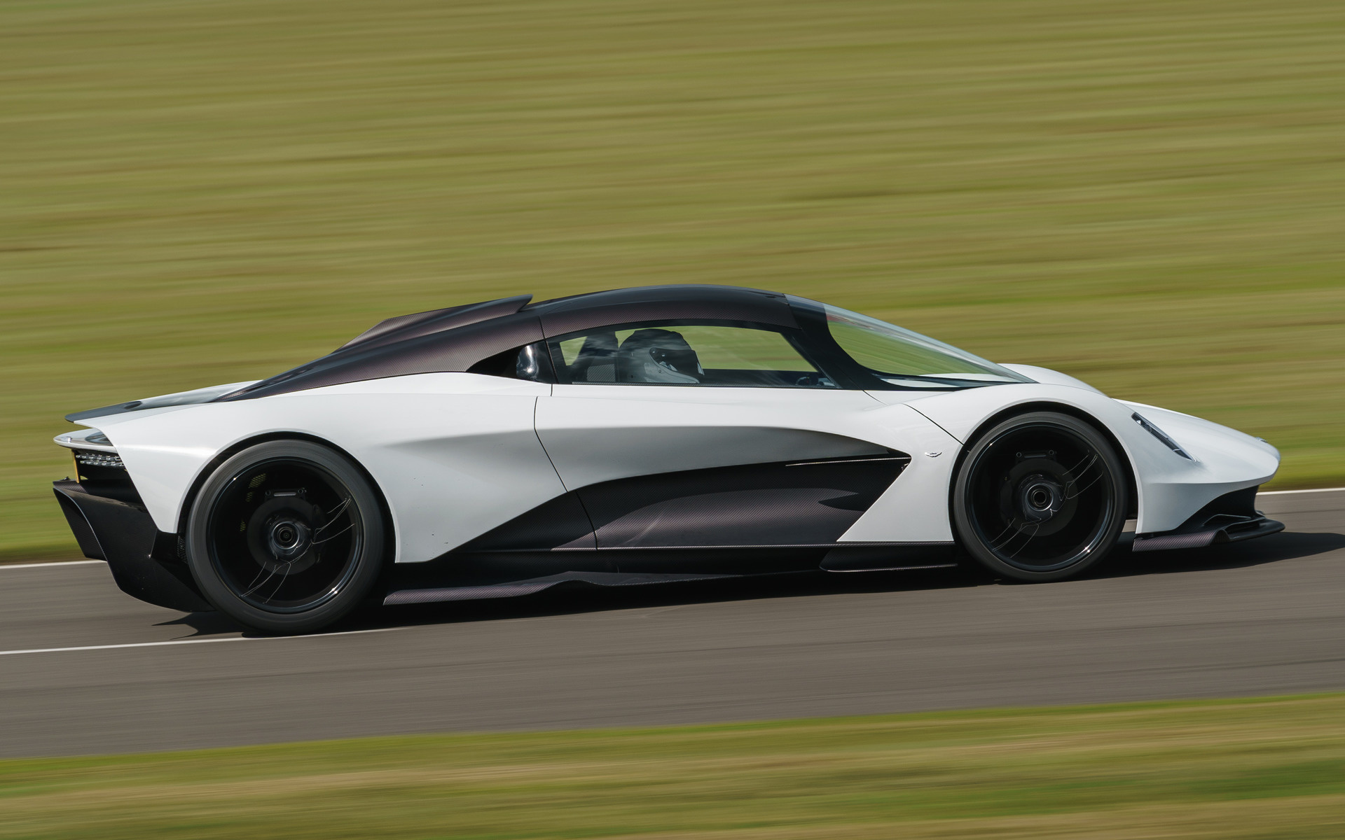 2019 Aston Martin Valhalla Prototype Wallpapers And Hd Images Car Pixel