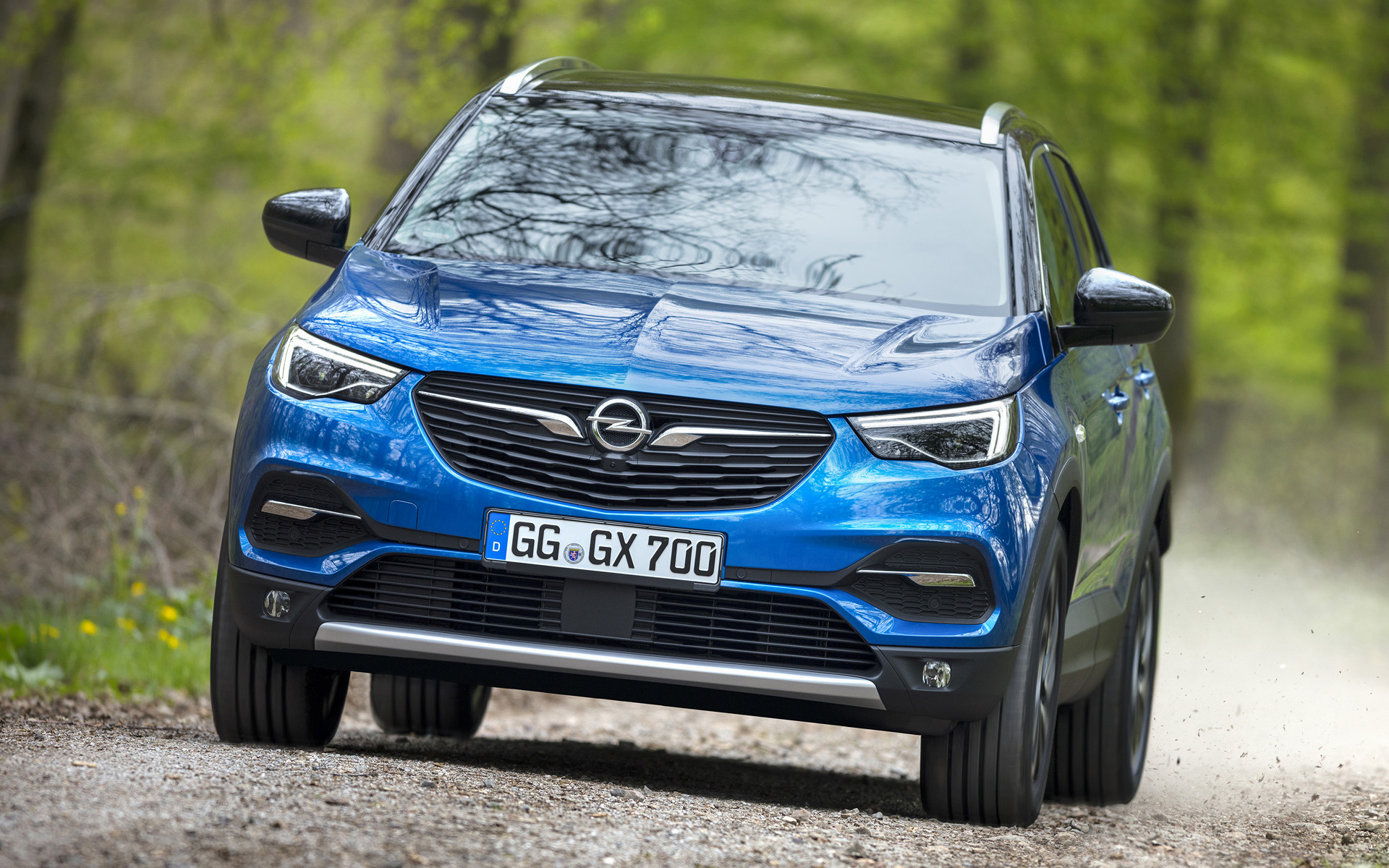2017 Opel Grandland X - Wallpapers and HD Images | Car Pixel