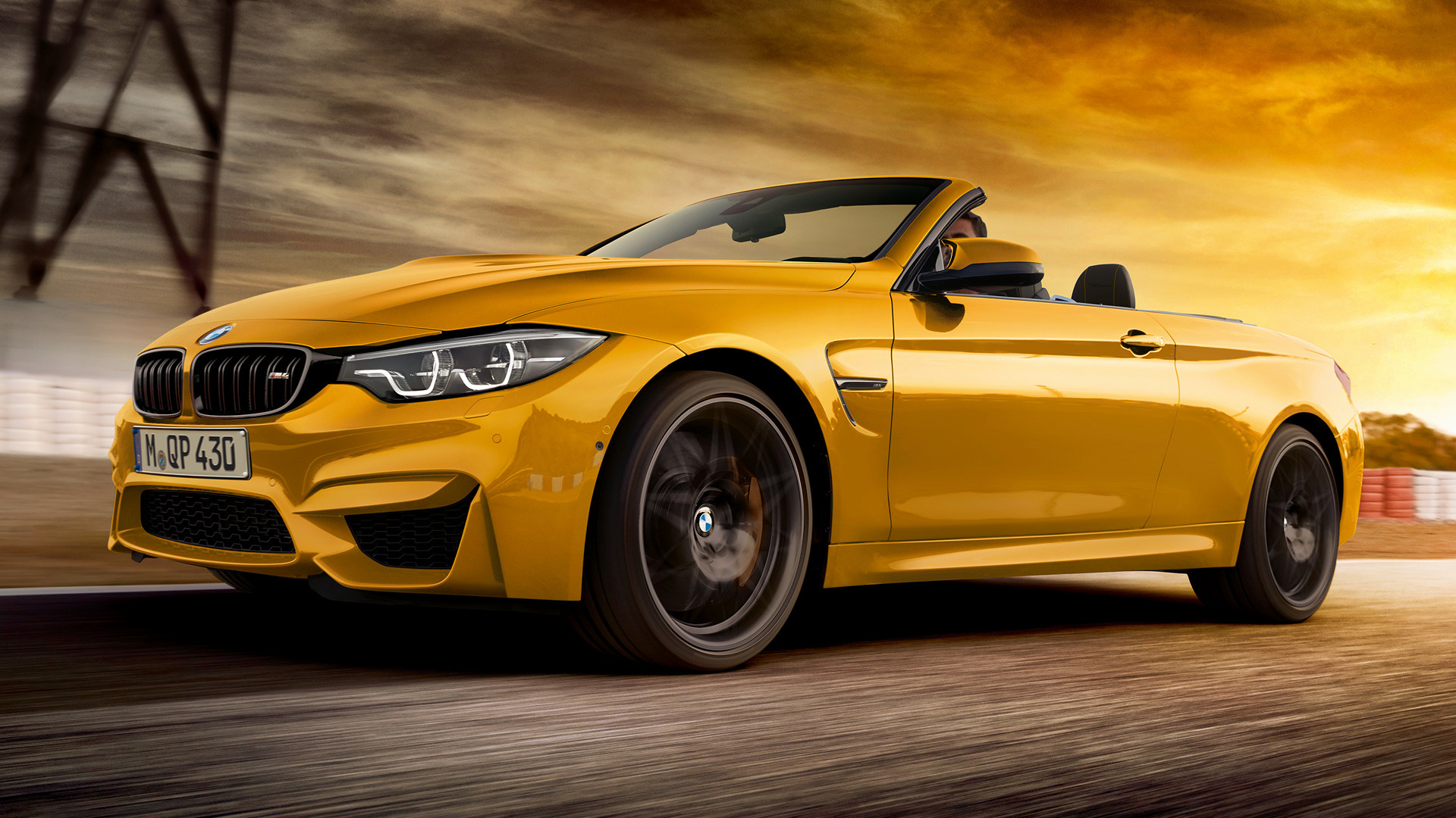 2018 Bmw M4 Convertible 30 Years Edition Wallpapers And