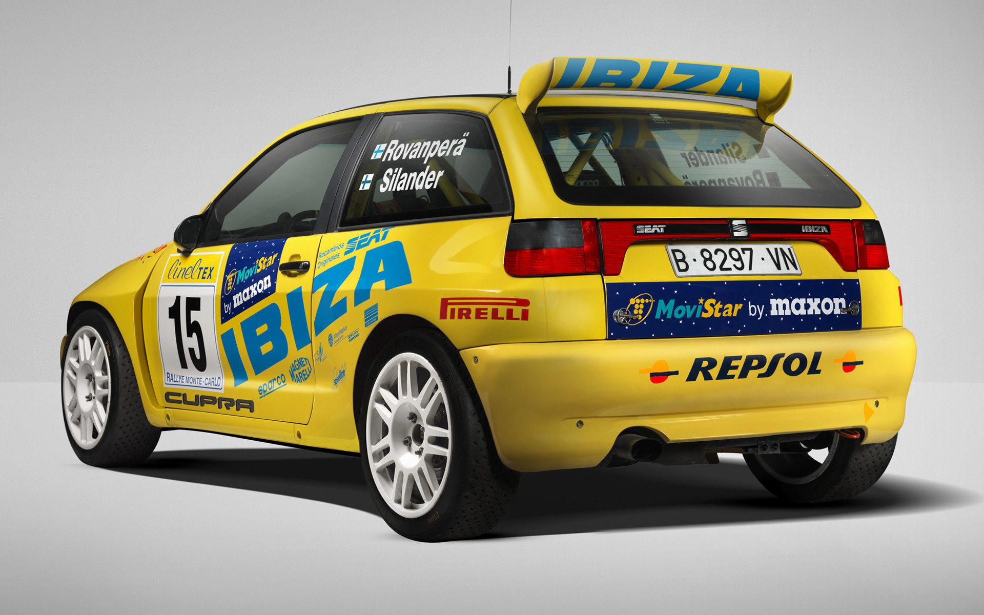 Seat Ibiza Kit Car Evo 1995 Wallpapers And Hd Images