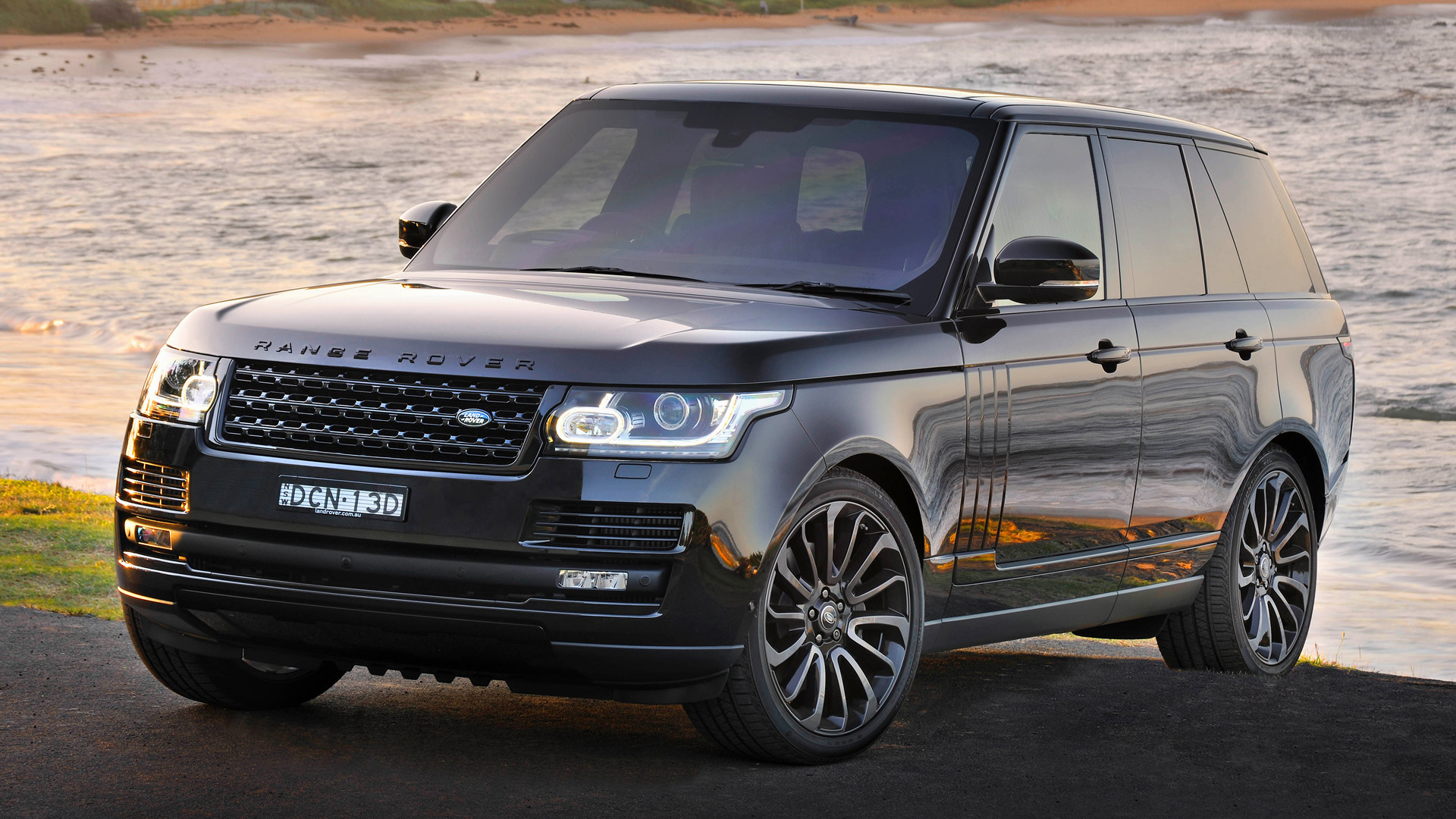 Range Rover Autobiography >> 2013 Range Rover Vogue SE Black Design Pack (AU ...