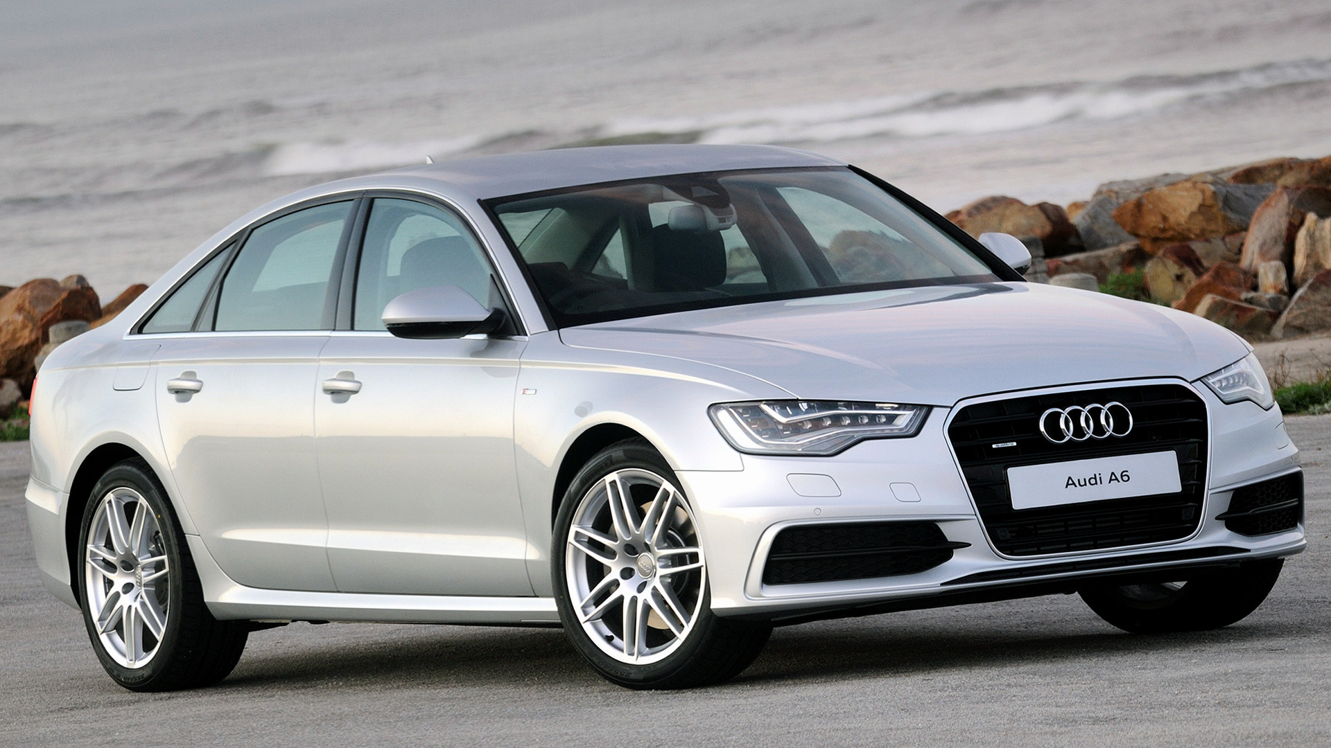 Audi A6 Sedan S line (2011) ZA Wallpapers and HD Images ...