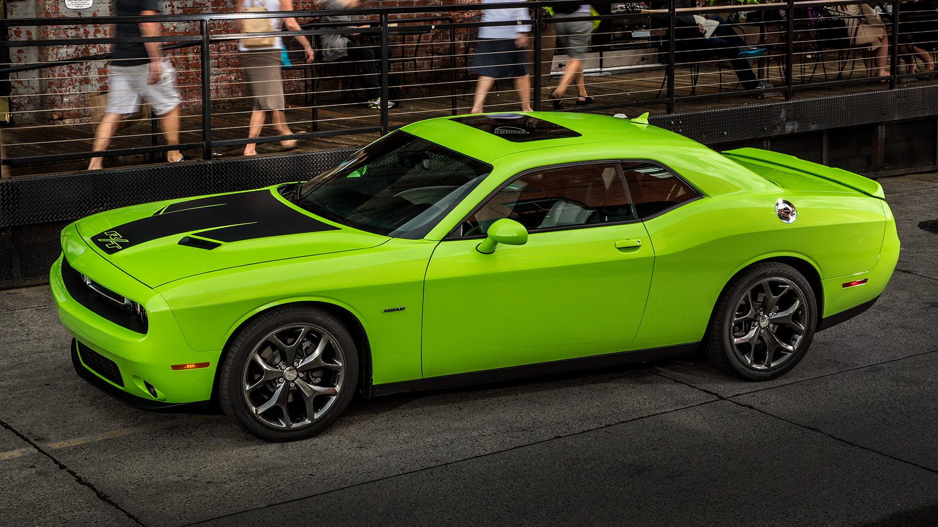2015 Dodge Challenger R T Plus Wallpapers And Hd Images