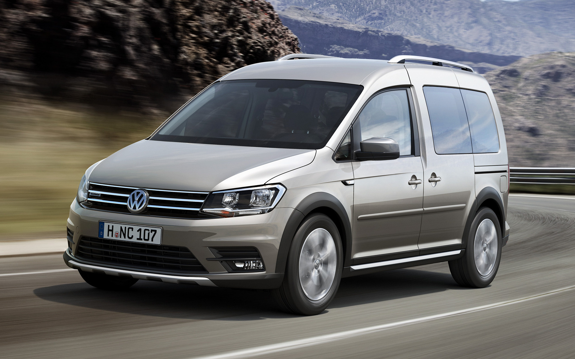 2015 Volkswagen Caddy Alltrack - Wallpapers and HD Images ...