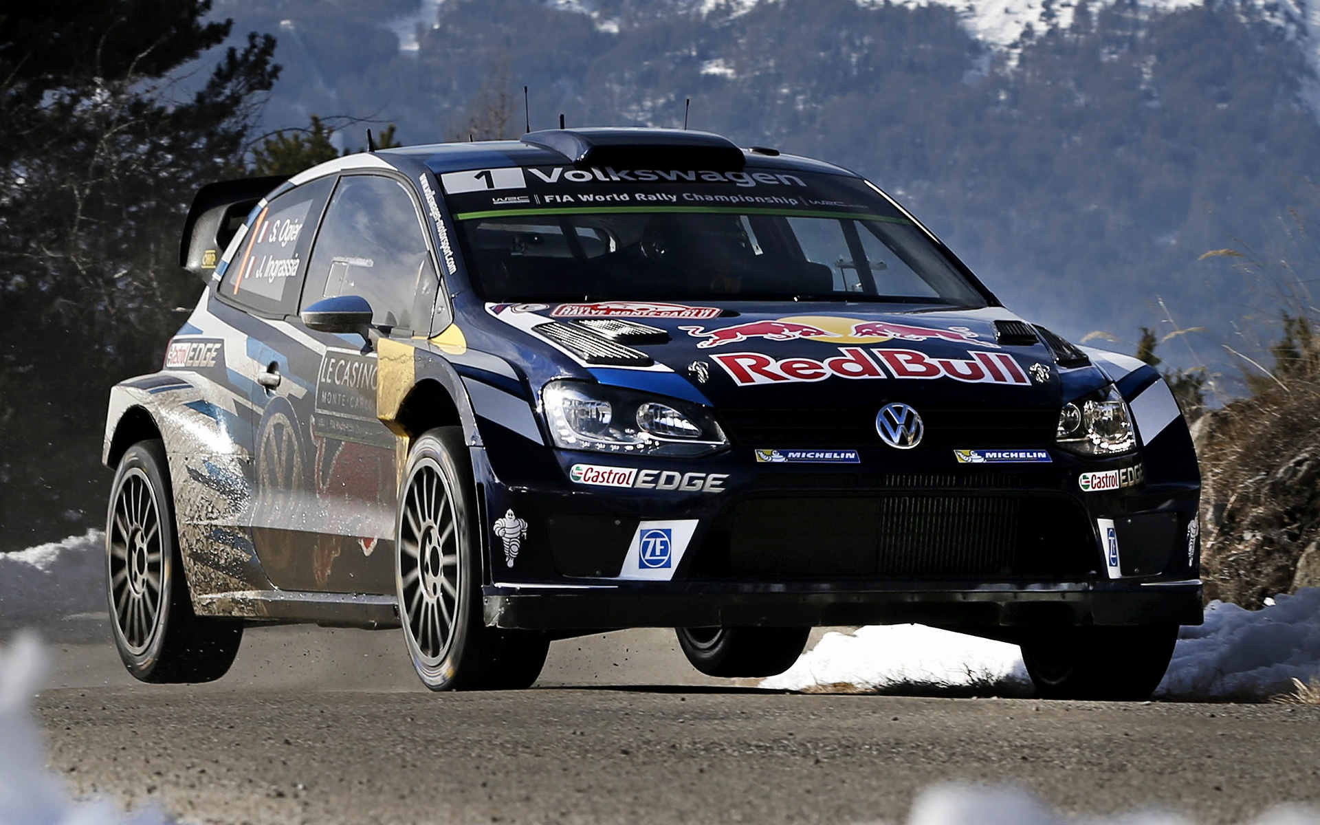 2016 Volkswagen Polo R WRC