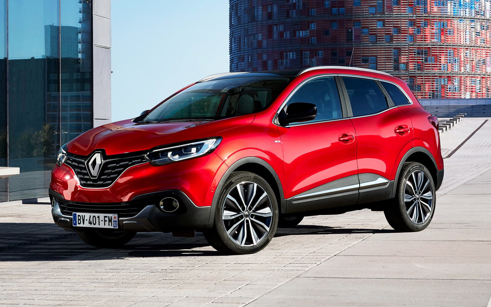 Dodge Ram 2015 >> Renault Kadjar Bose (2015) Wallpapers and HD Images - Car Pixel