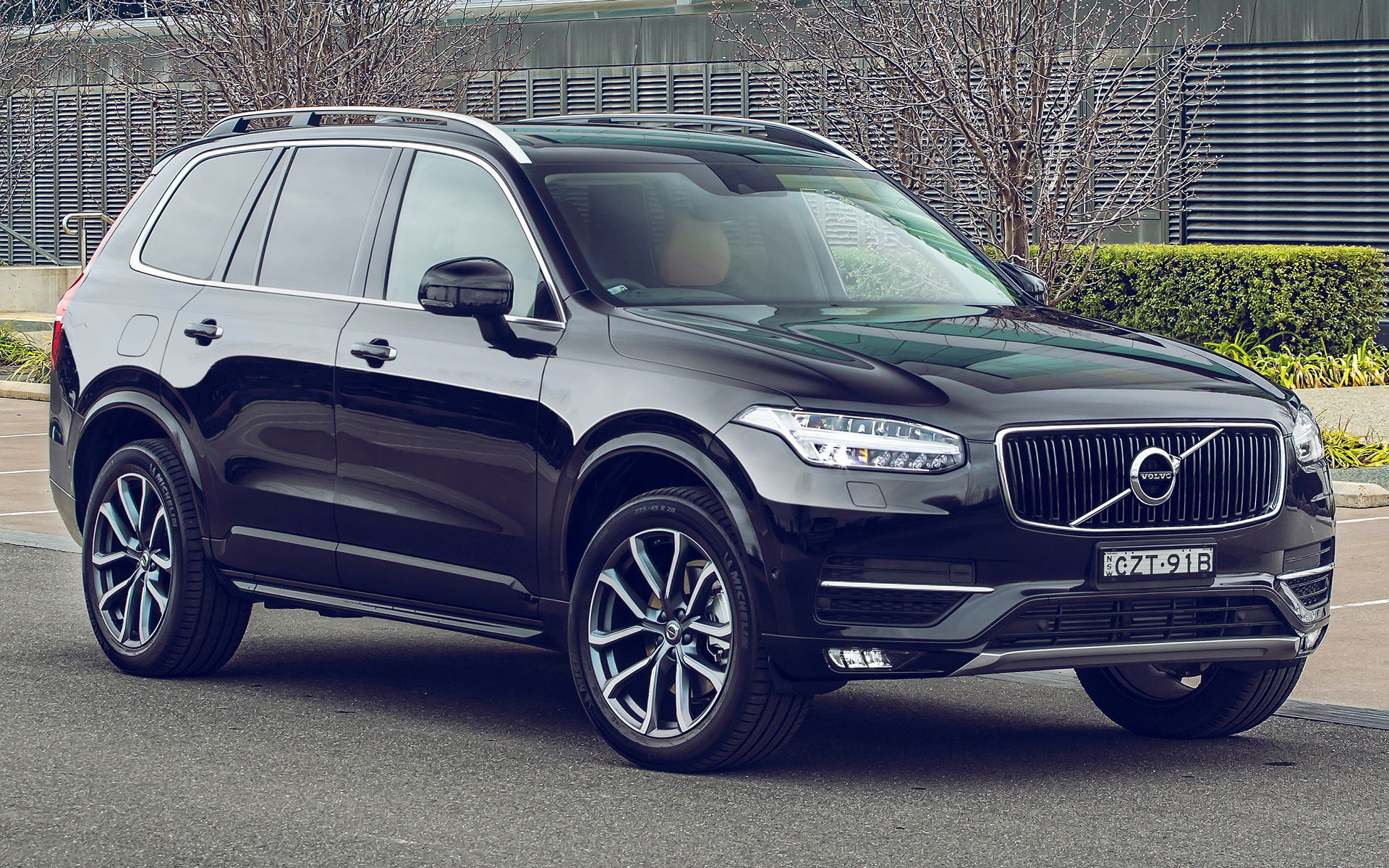 2015 Volvo XC90 Momentum (AU) - Wallpapers and HD Images | Car Pixel