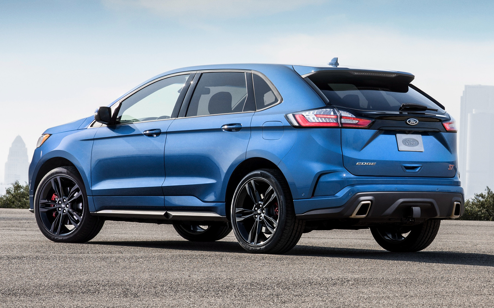 2019 ford edge st wallpapers and hd images car pixel. Black Bedroom Furniture Sets. Home Design Ideas