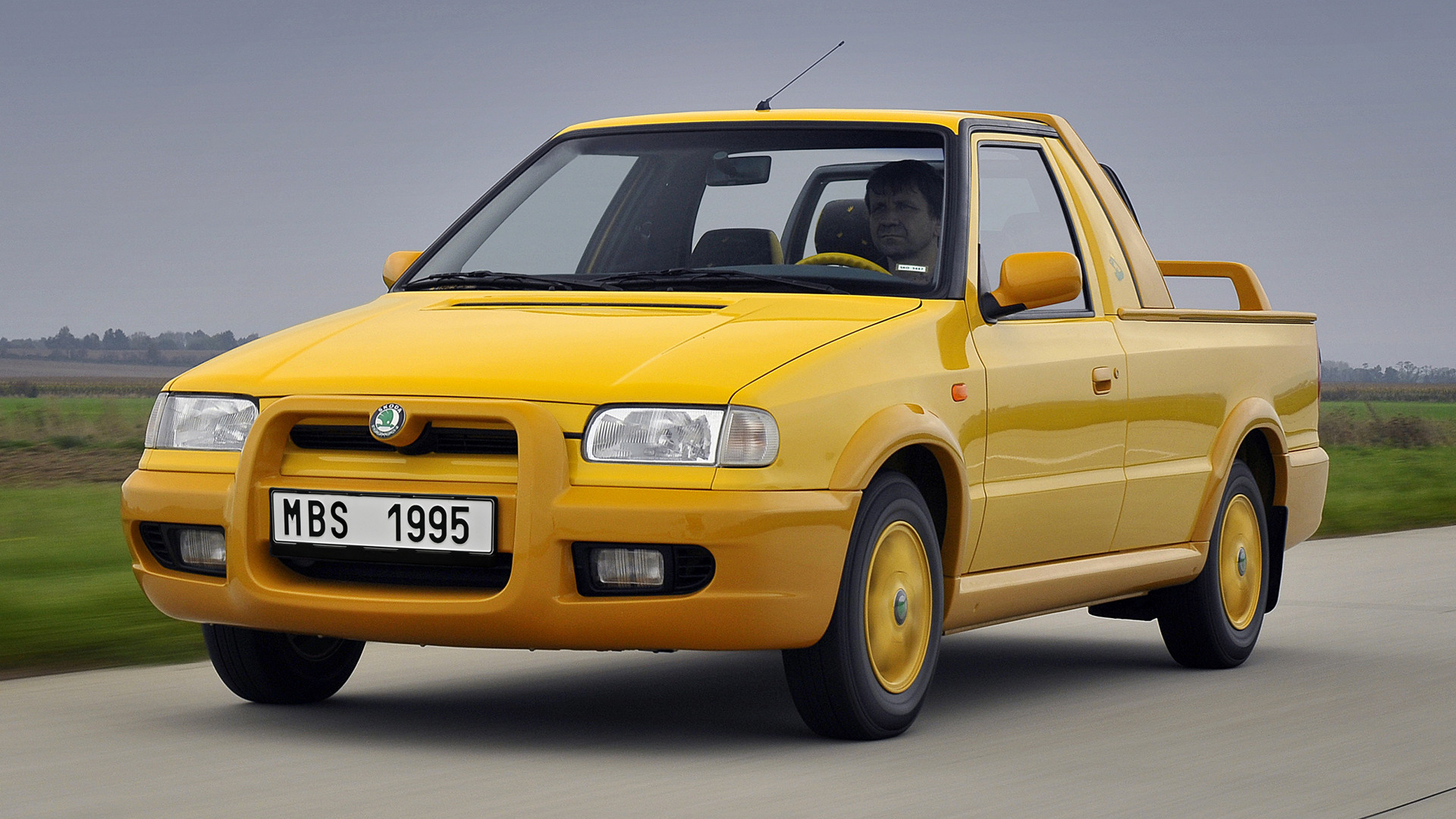 1996 Skoda Felicia Fun Wallpapers And Hd Images Car Pixel