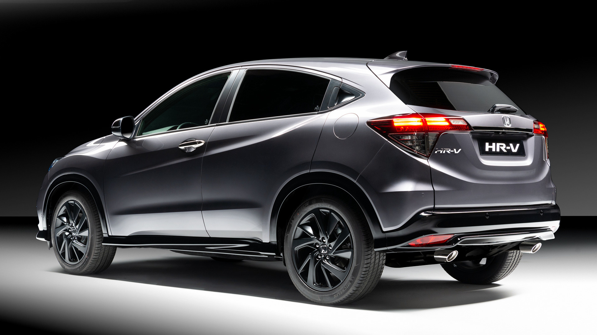 2018 Honda HR-V Sport Styling - Wallpapers and HD Images   Car Pixel