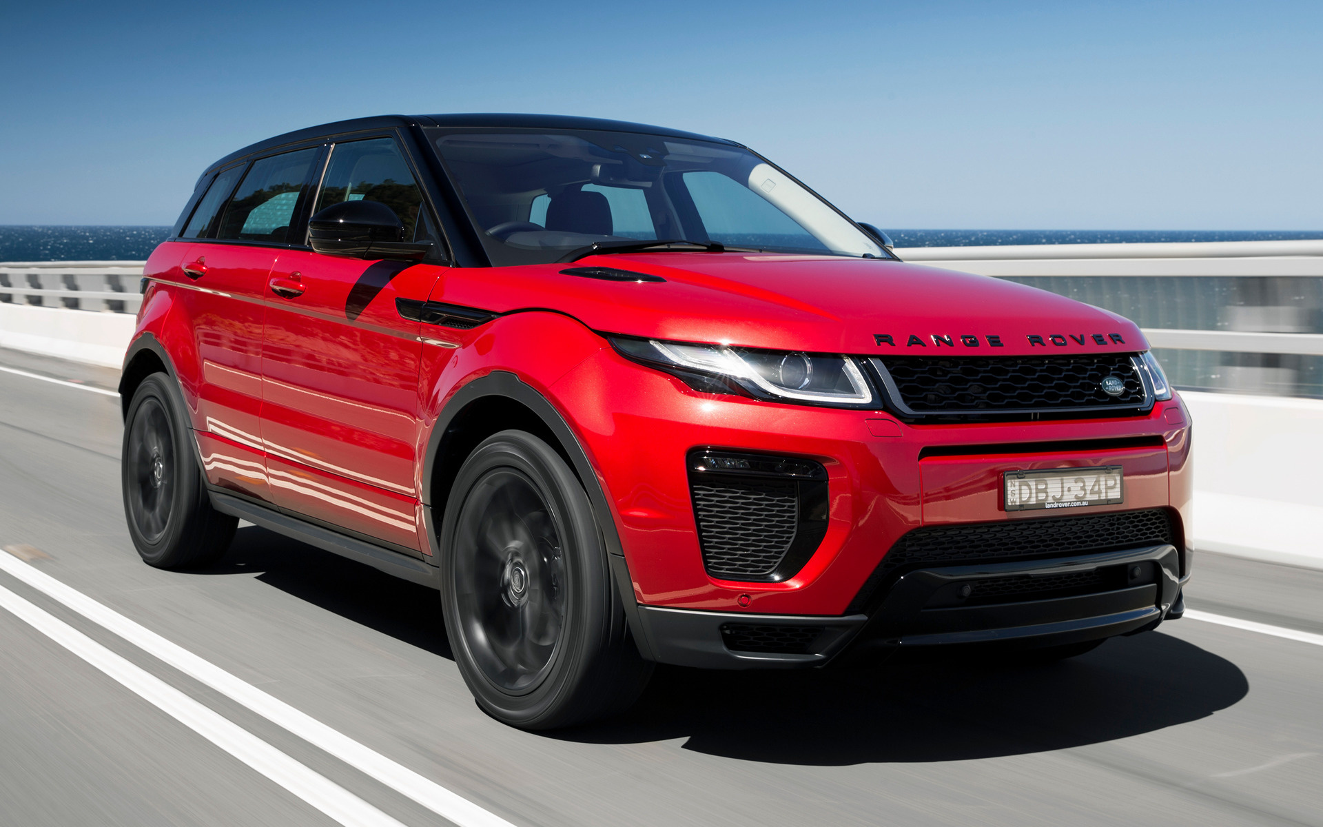 range rover evoque hse dynamic 2015 au wallpapers and hd. Black Bedroom Furniture Sets. Home Design Ideas