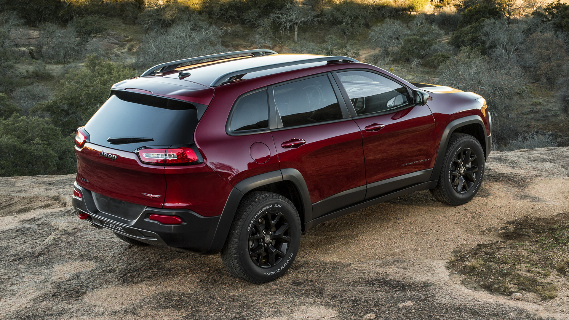 2014 Jeep Cherokee Trailhawk - Wallpapers and HD Images ...