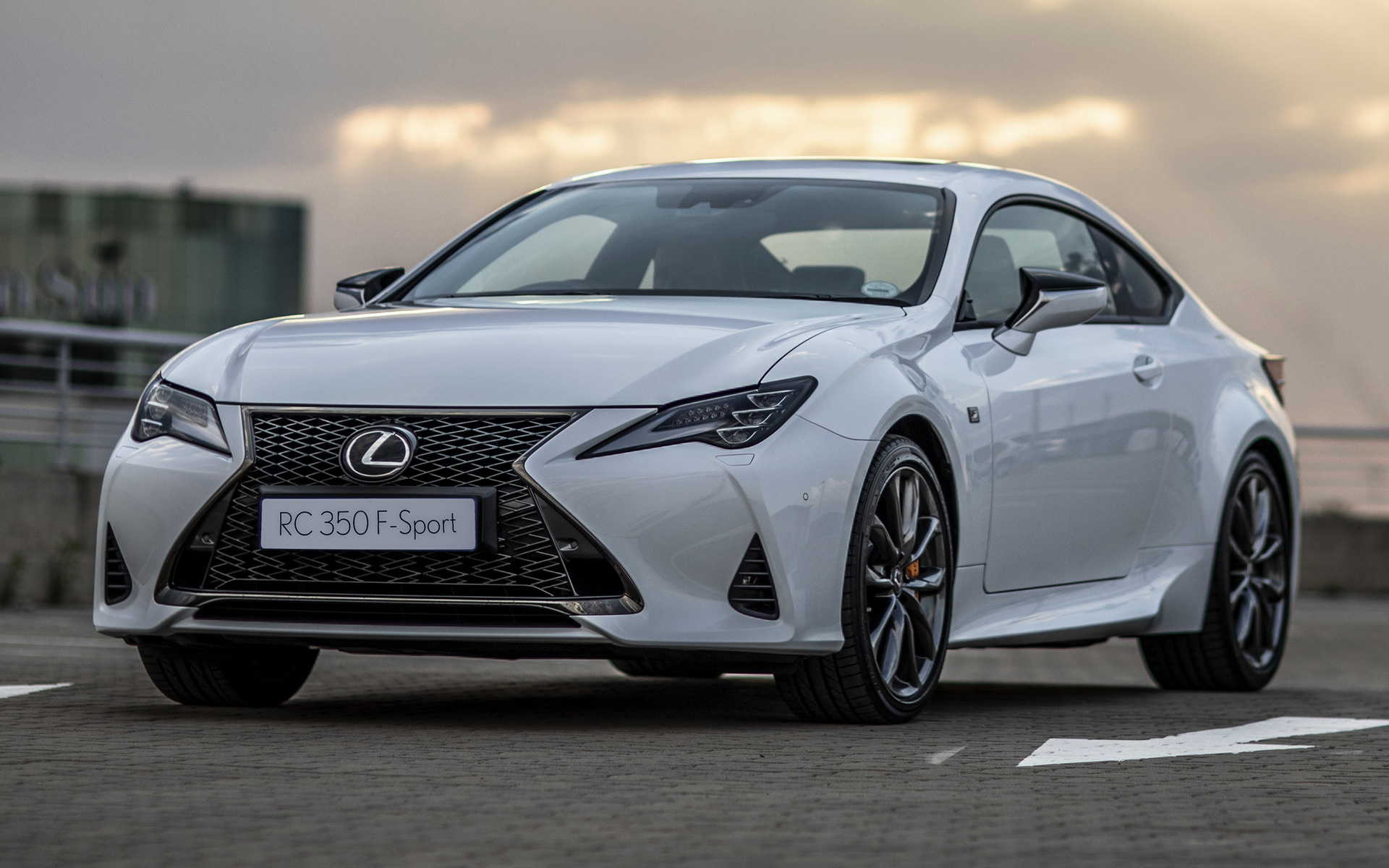 Ed Martin Gmc >> 2019 Lexus RC F Sport (ZA) - Wallpapers and HD Images ...
