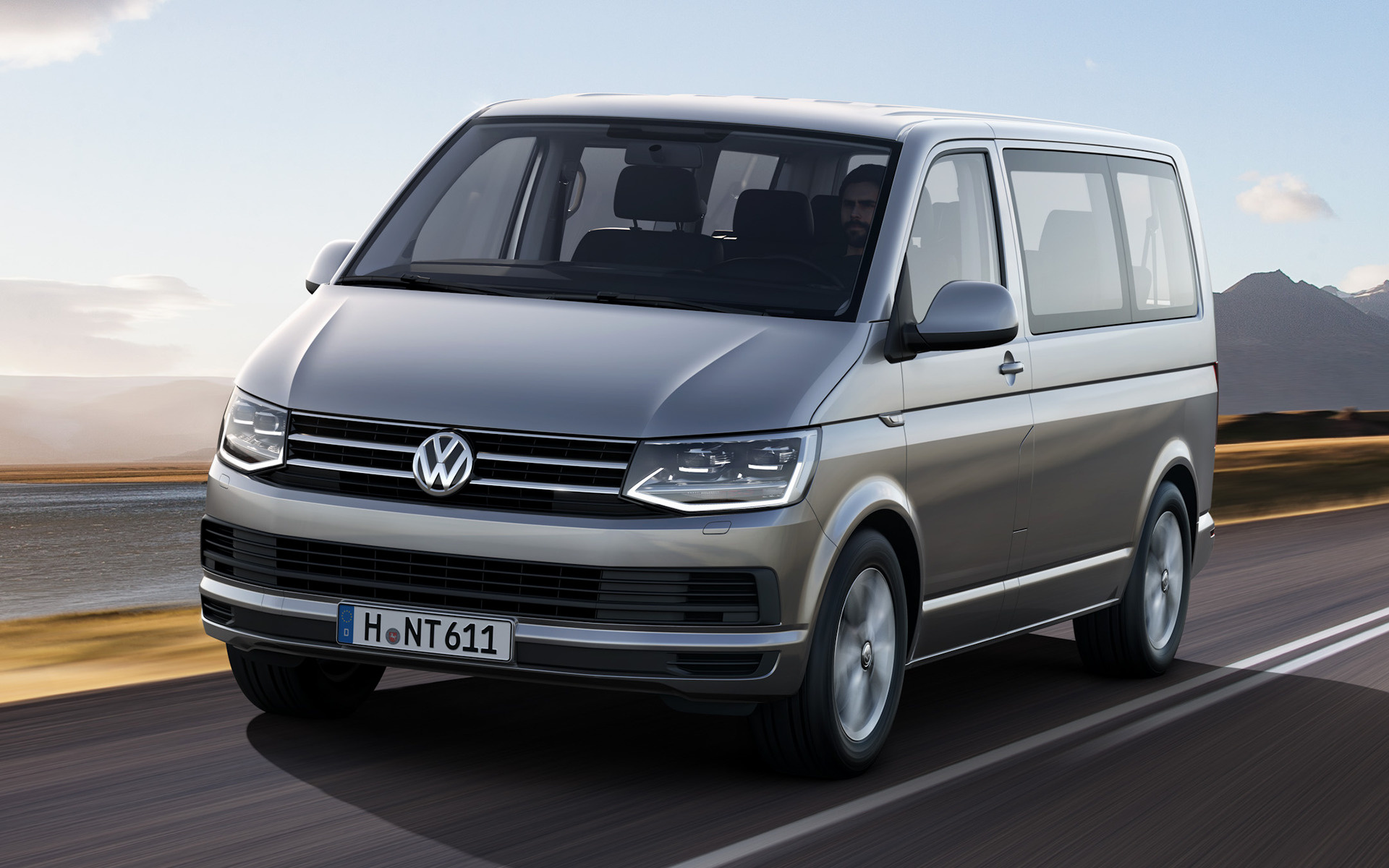 volkswagen caravelle 2015 wallpapers and hd images car pixel. Black Bedroom Furniture Sets. Home Design Ideas